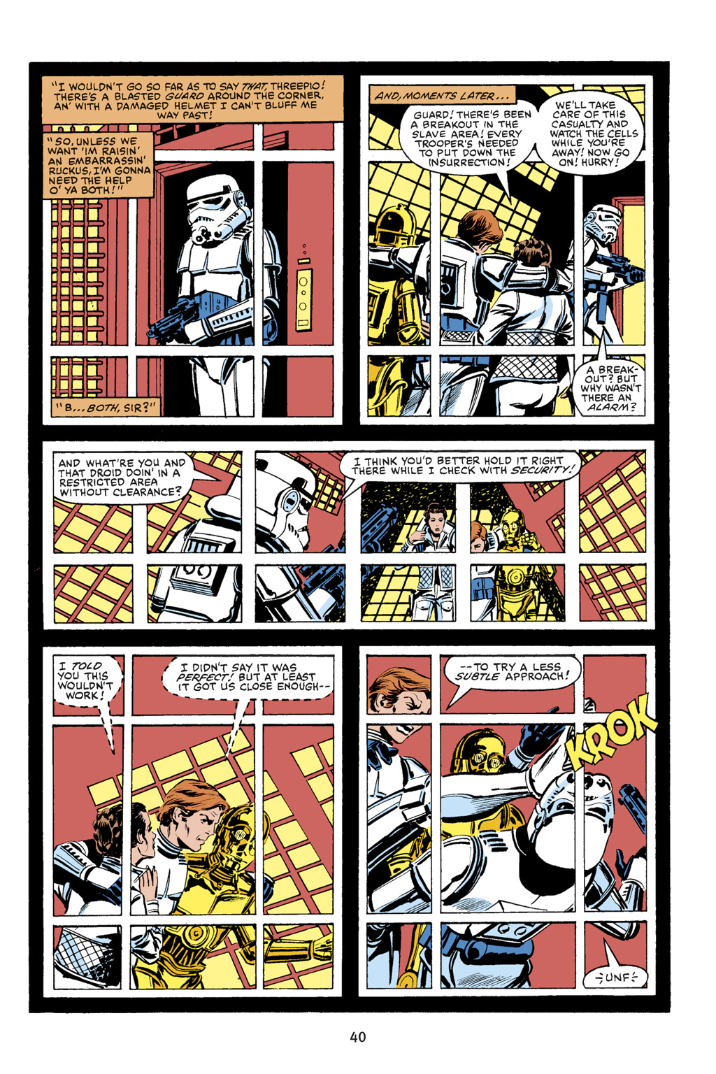 Read online Star Wars Omnibus comic -  Issue # Vol. 18 - 34