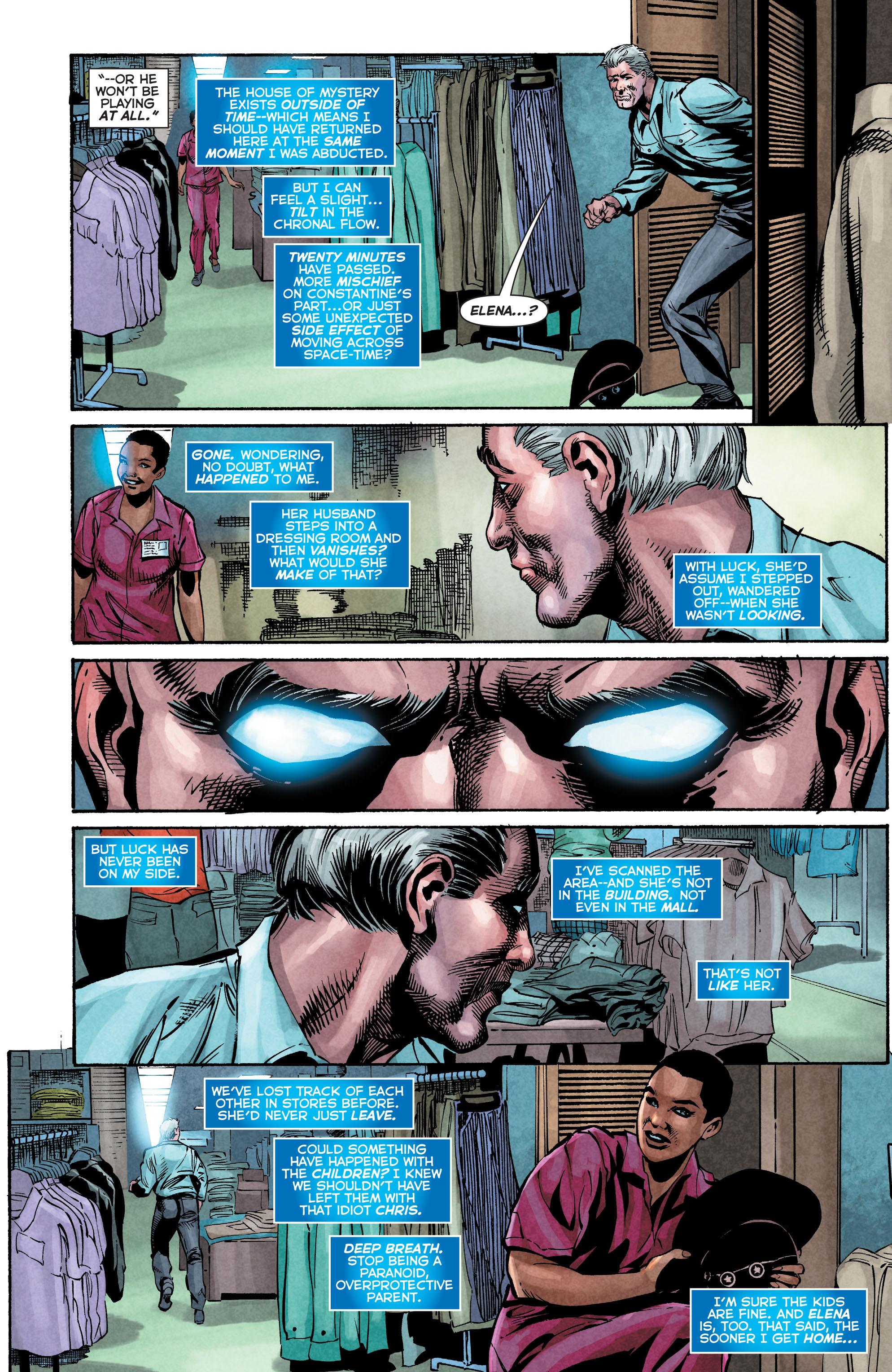Read online Trinity of Sin: The Phantom Stranger comic -  Issue #4 - 17