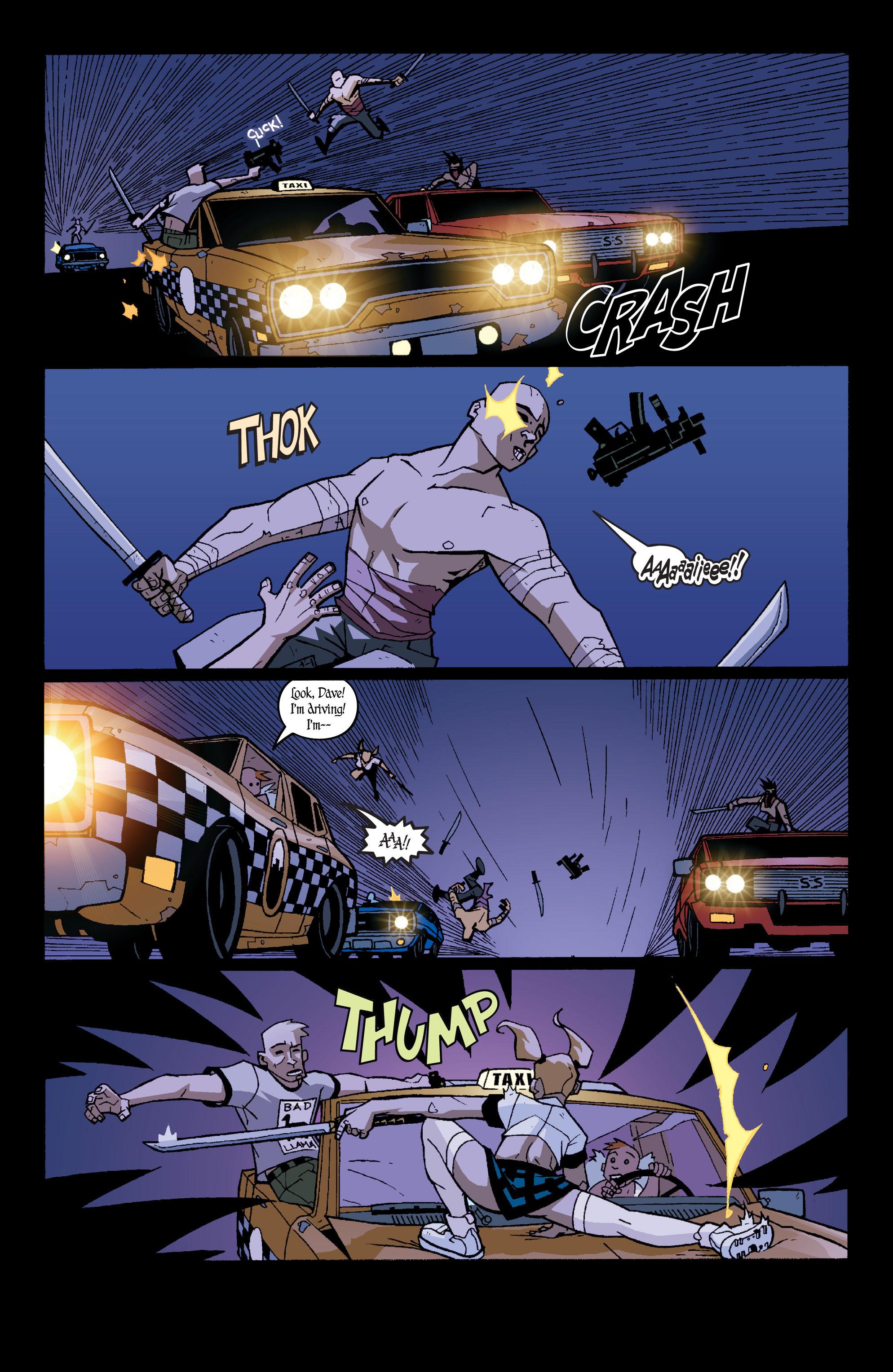 Read online Killer Of Demons comic -  Issue #2 - 29