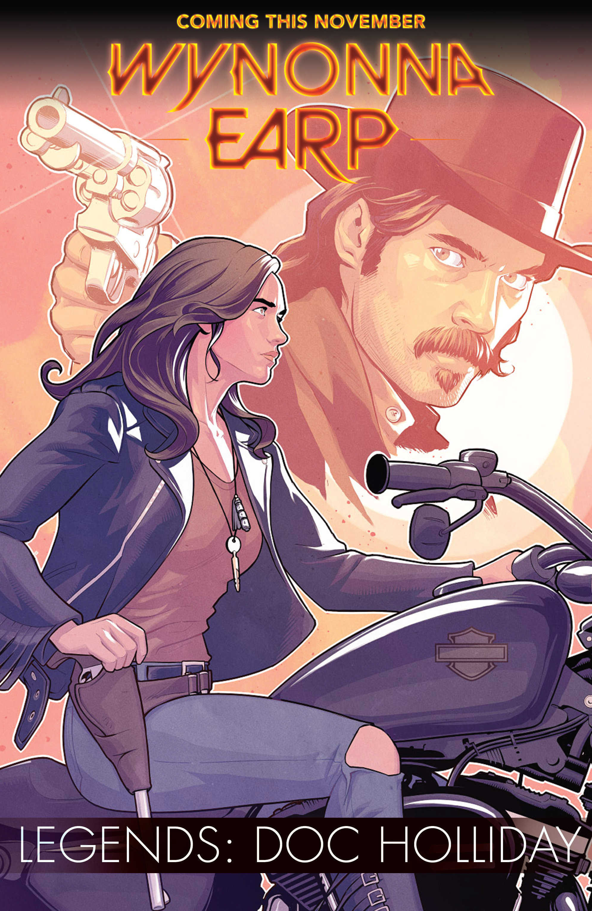 Read online Wynonna Earp (2016) comic -  Issue #8 - 23