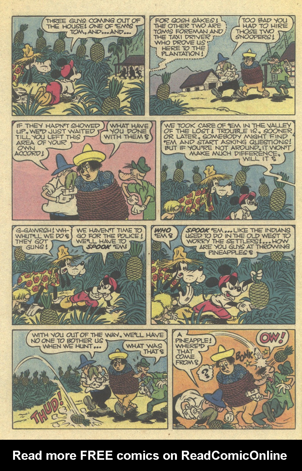 Walt Disney's Comics and Stories issue 502 - Page 32