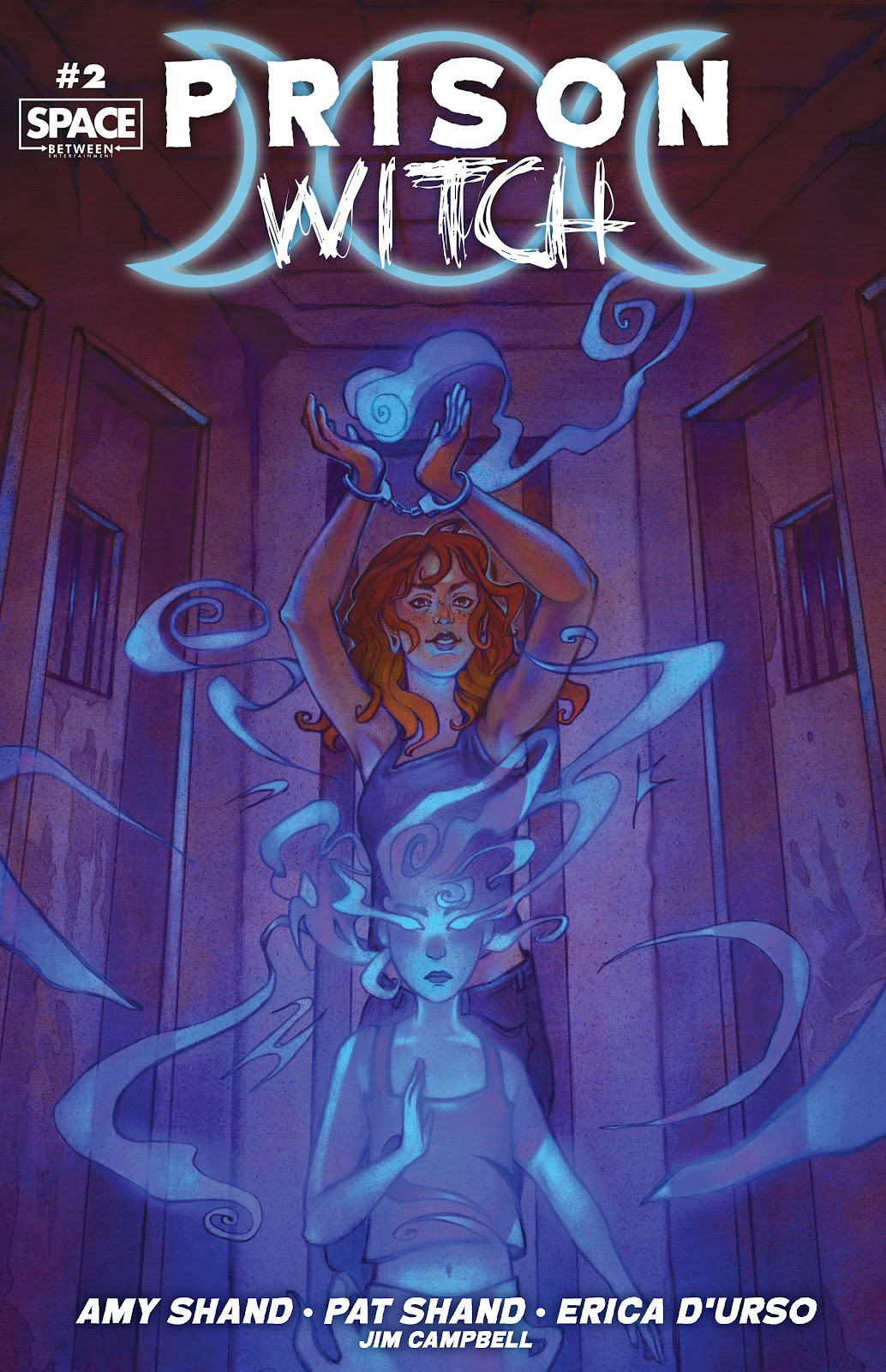 Read online Prison Witch comic -  Issue #2 - 1