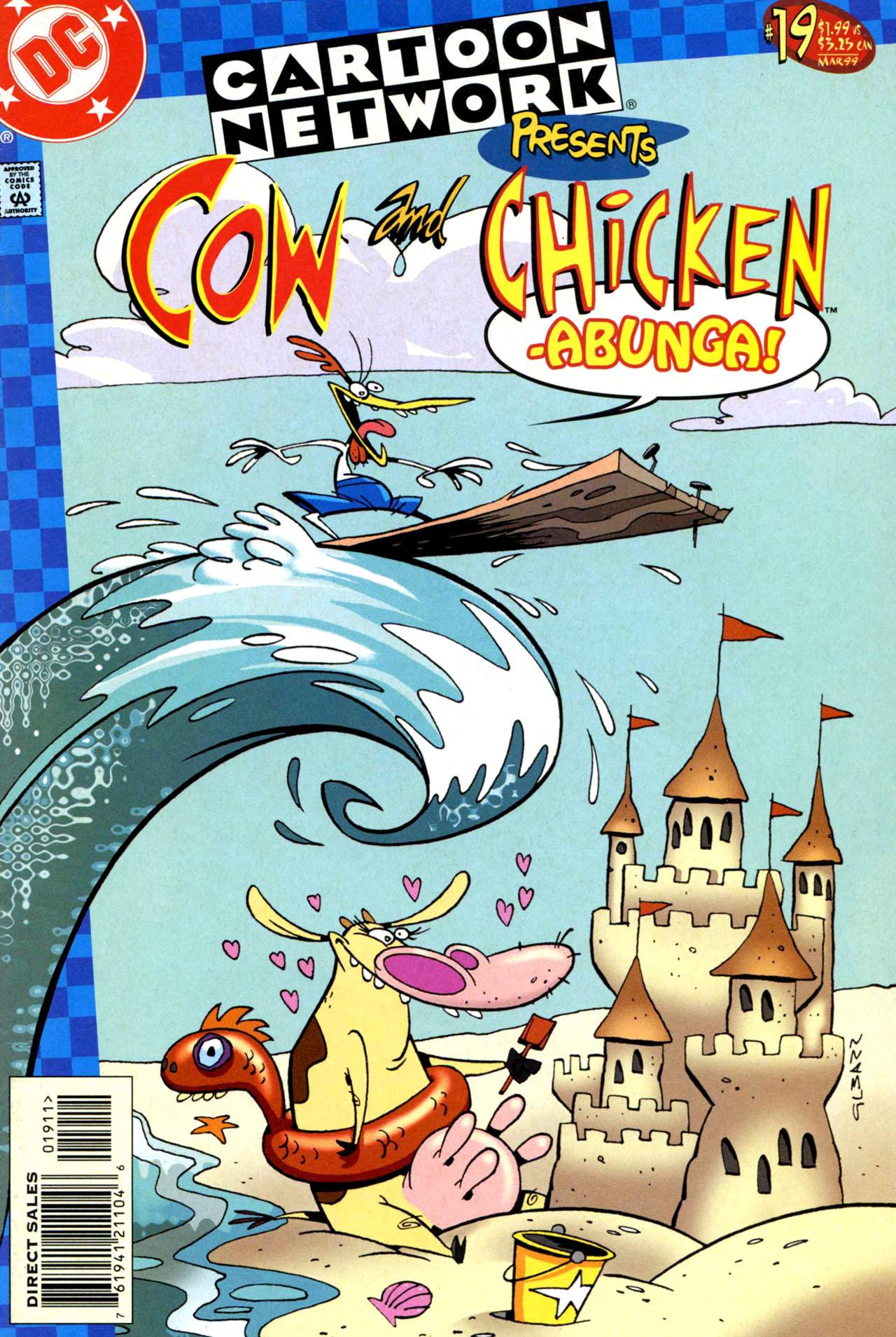 Cartoon Network Presents 19 Page 1