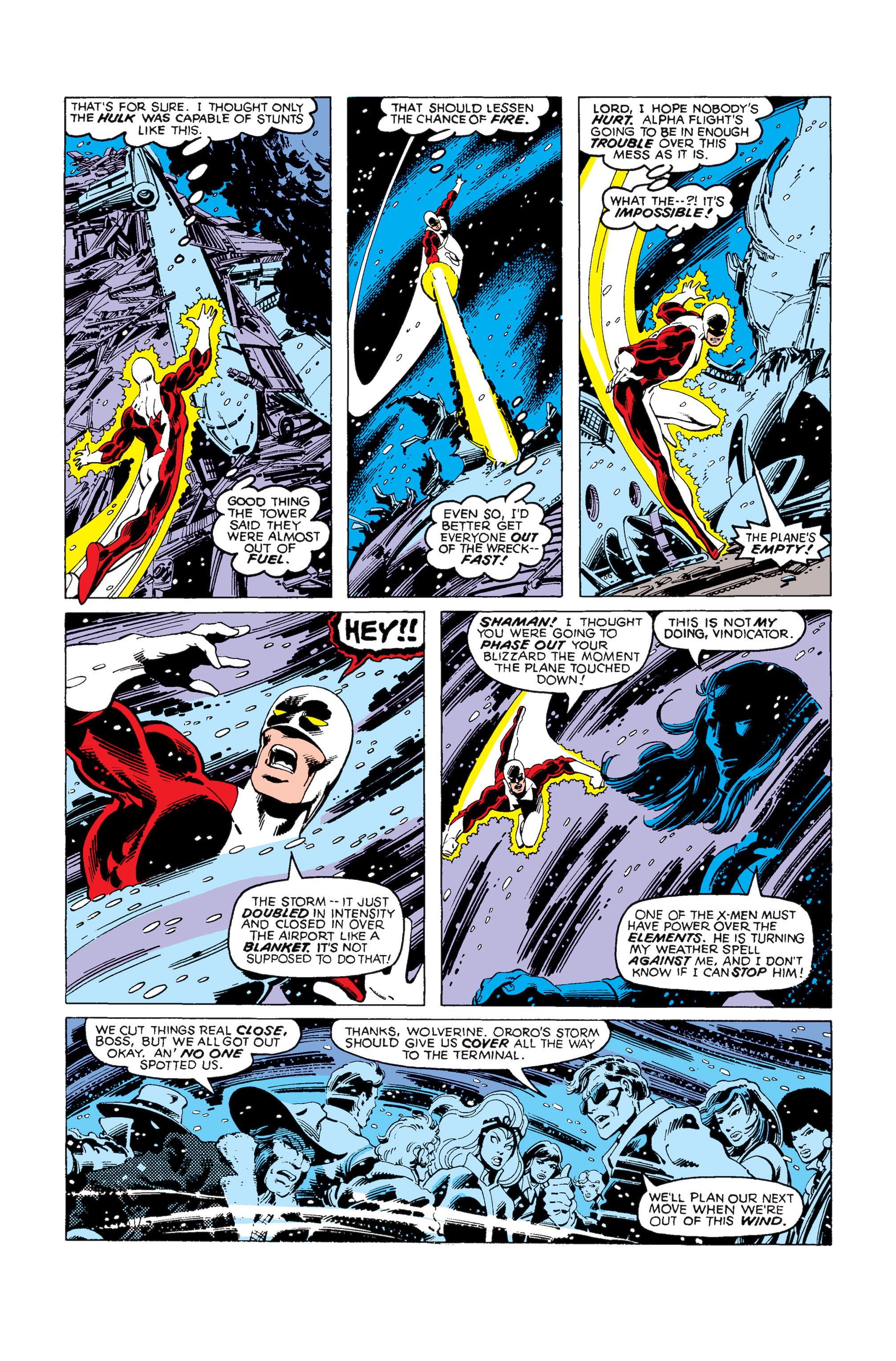 Uncanny X-Men (1963) 120 Page 9