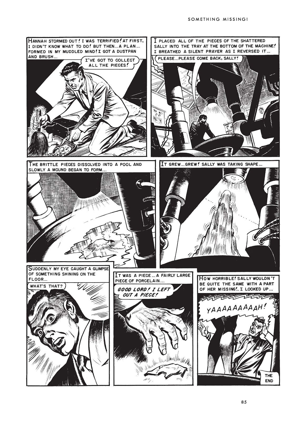 Read online The Martian Monster and Other Stories comic -  Issue # TPB (Part 1) - 100