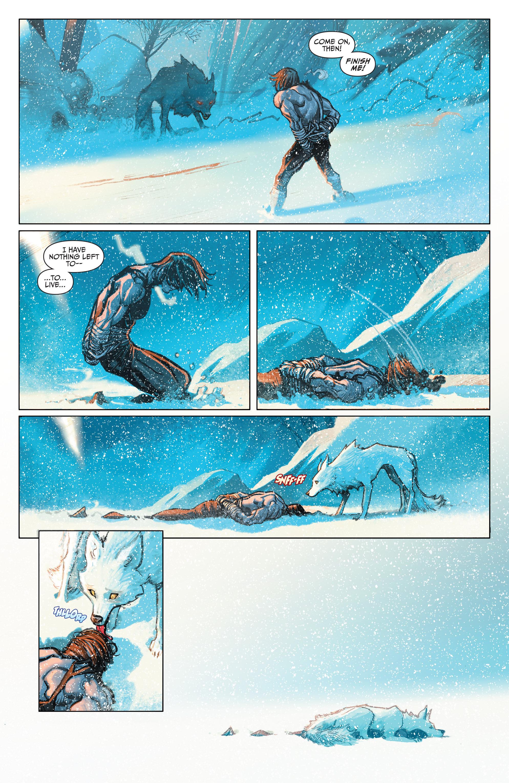 Read online Klaus comic -  Issue #4 - 16