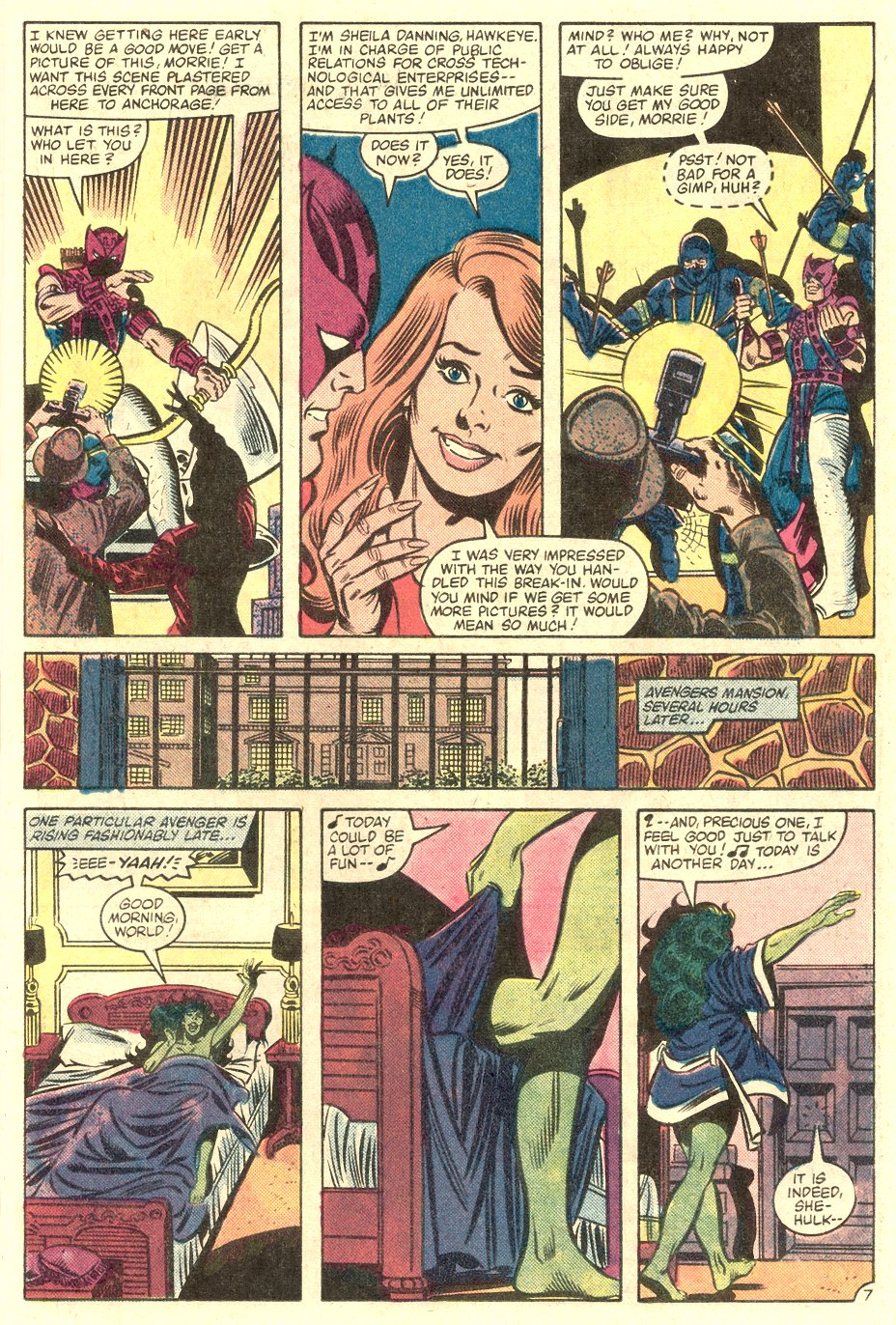 The Avengers (1963) 234 Page 7