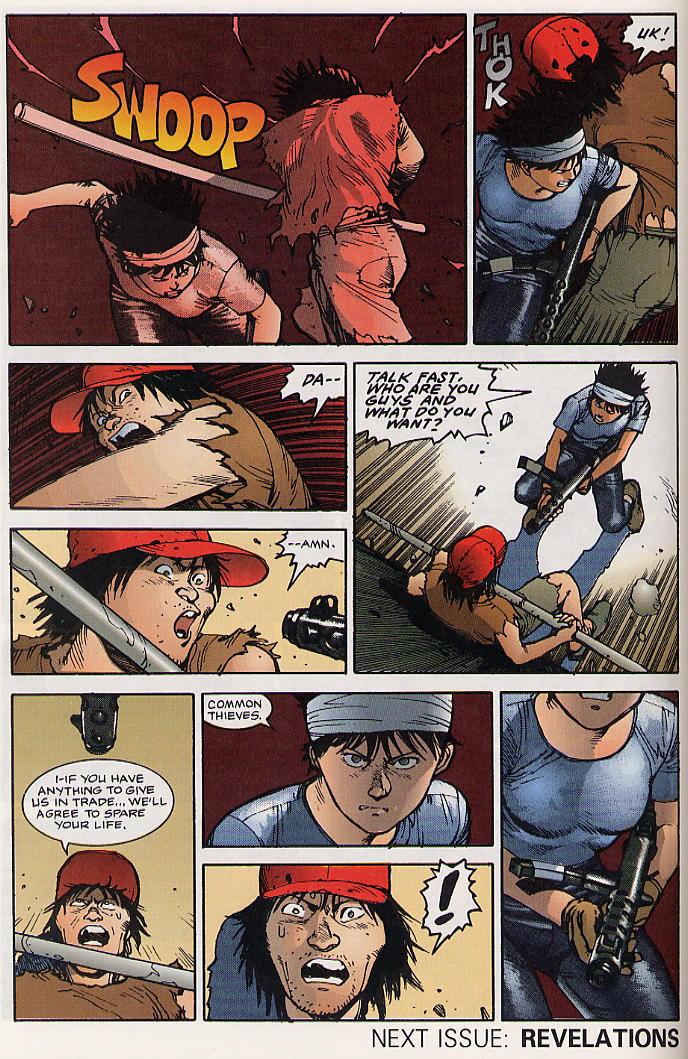 Read online Akira comic -  Issue #19 - 63