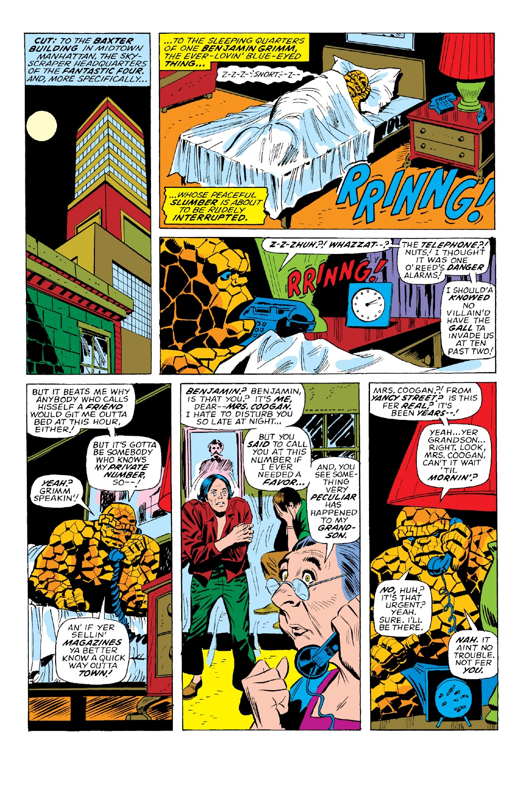 Read online Marvel Two-In-One Epic Collection: Cry Monster comic -  Issue # TPB (Part 2) - 48