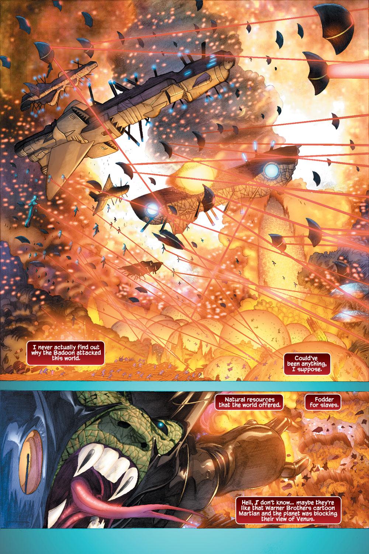 Captain Marvel (2002) Issue #1 #1 - English 17