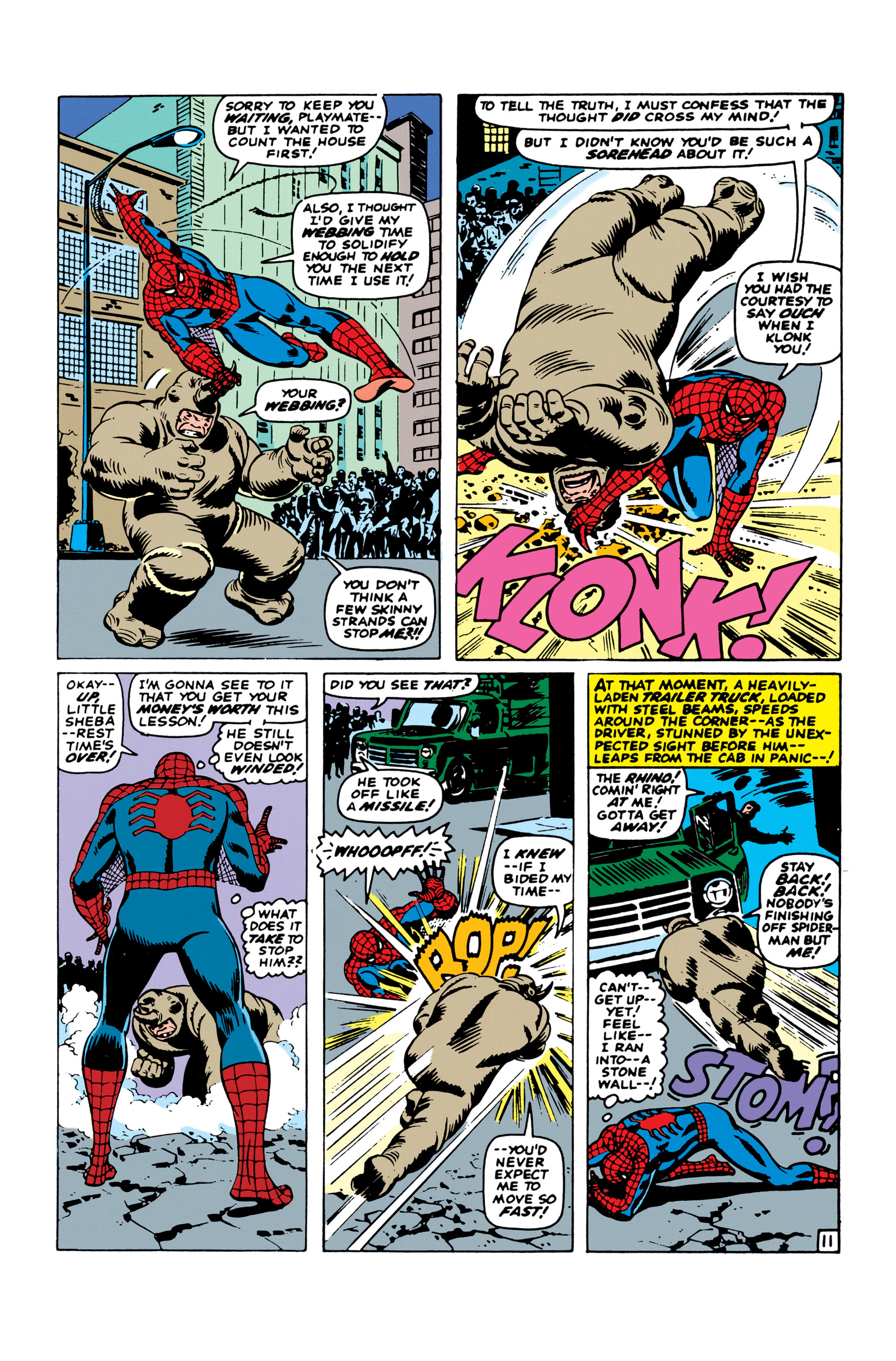 The Amazing Spider-Man (1963) 43 Page 11