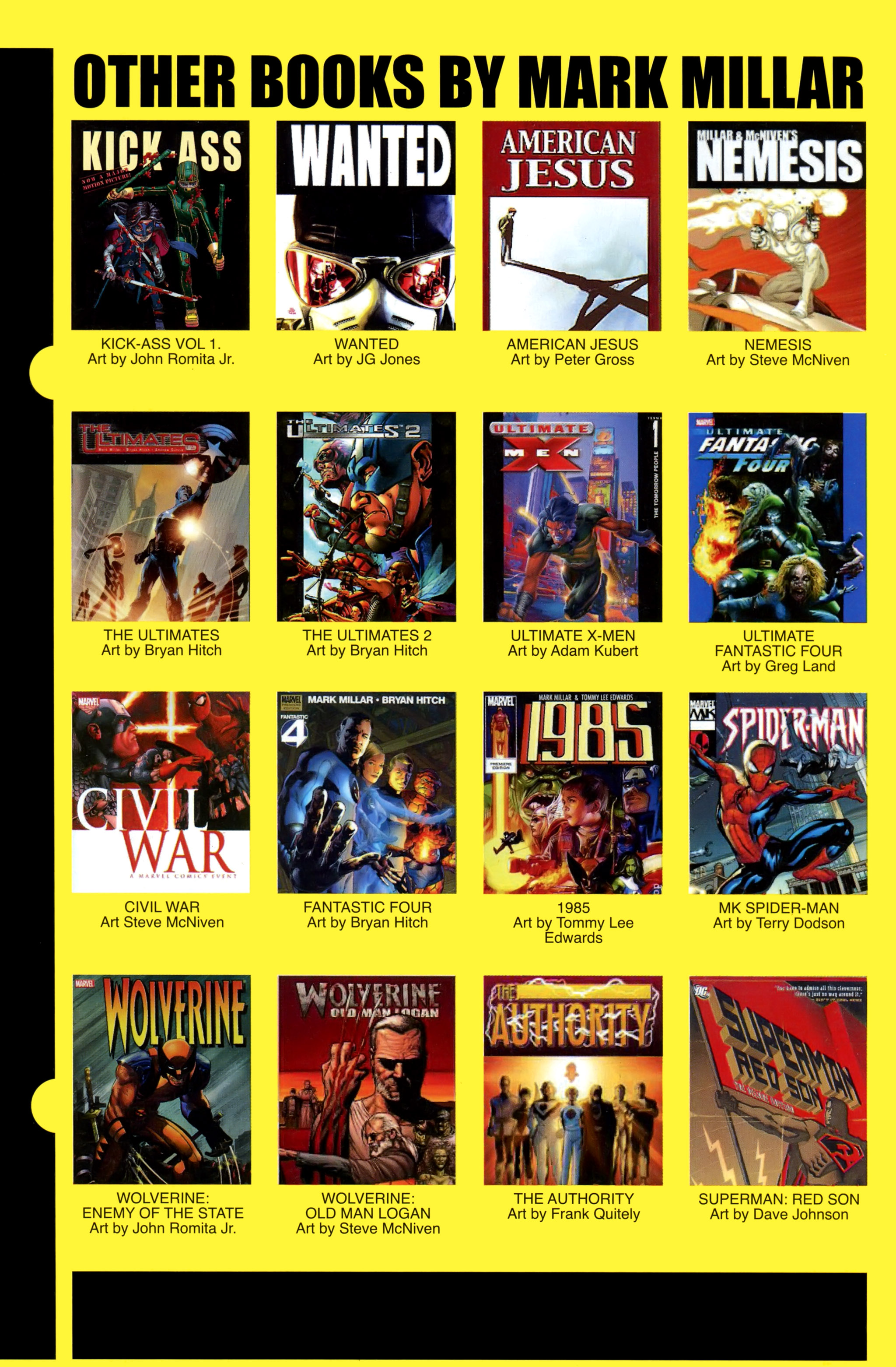 Read online Secret Service comic -  Issue #3 - 32
