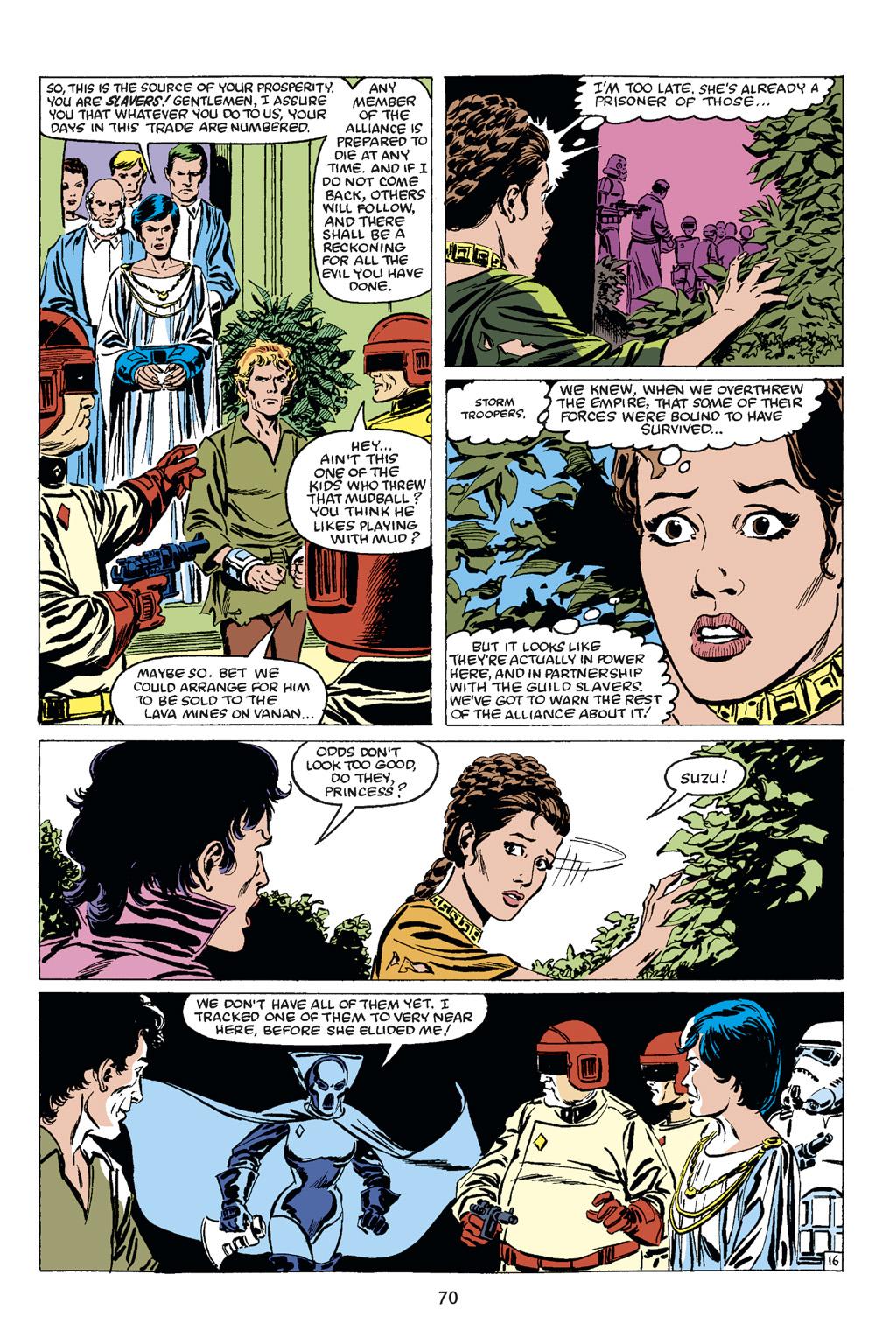 Read online Star Wars Omnibus comic -  Issue # Vol. 21 - 66