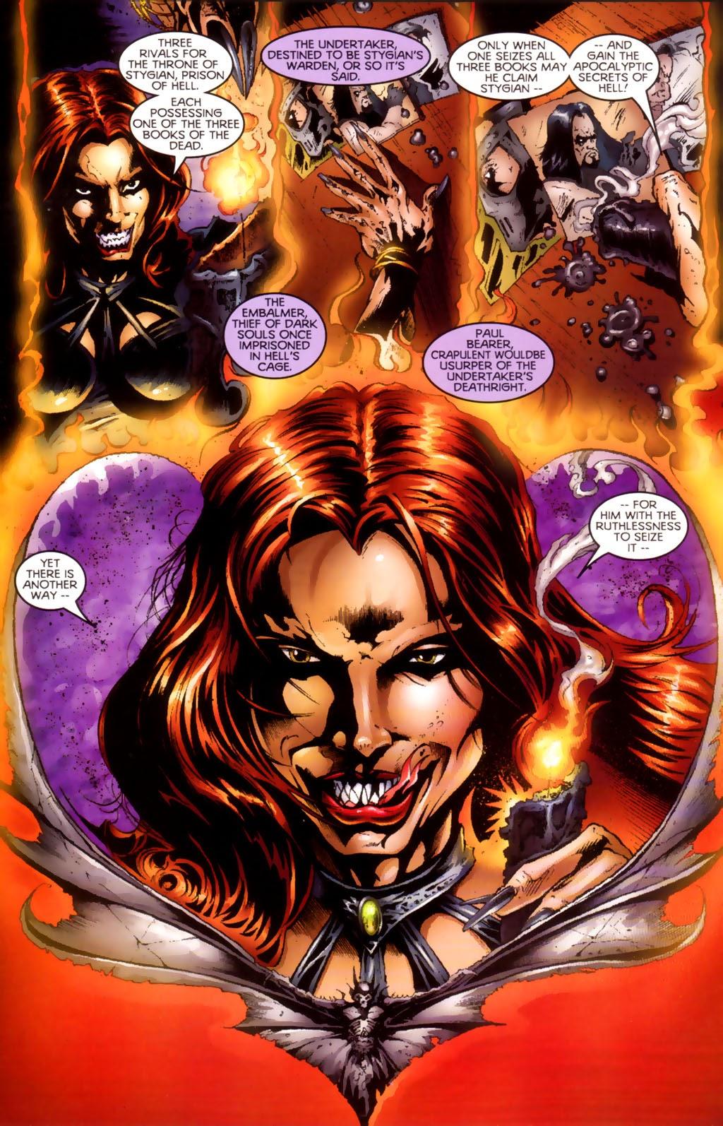 Read online Undertaker (1999) comic -  Issue #0.5 - 3