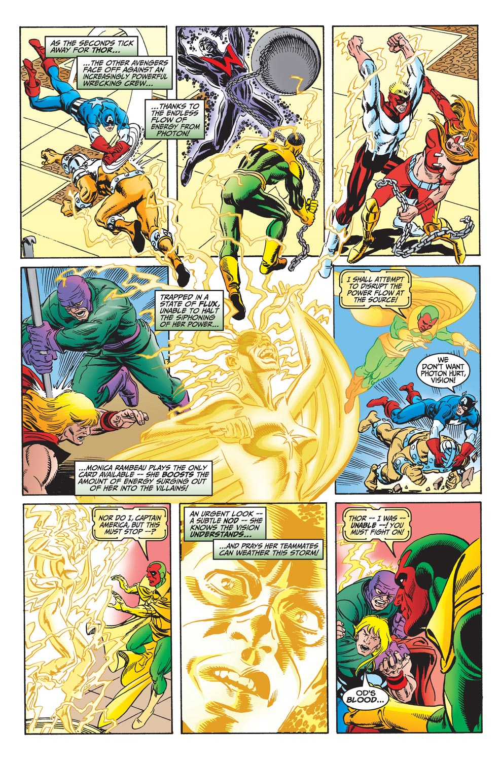 Read online Avengers (1998) comic -  Issue #18 - 18