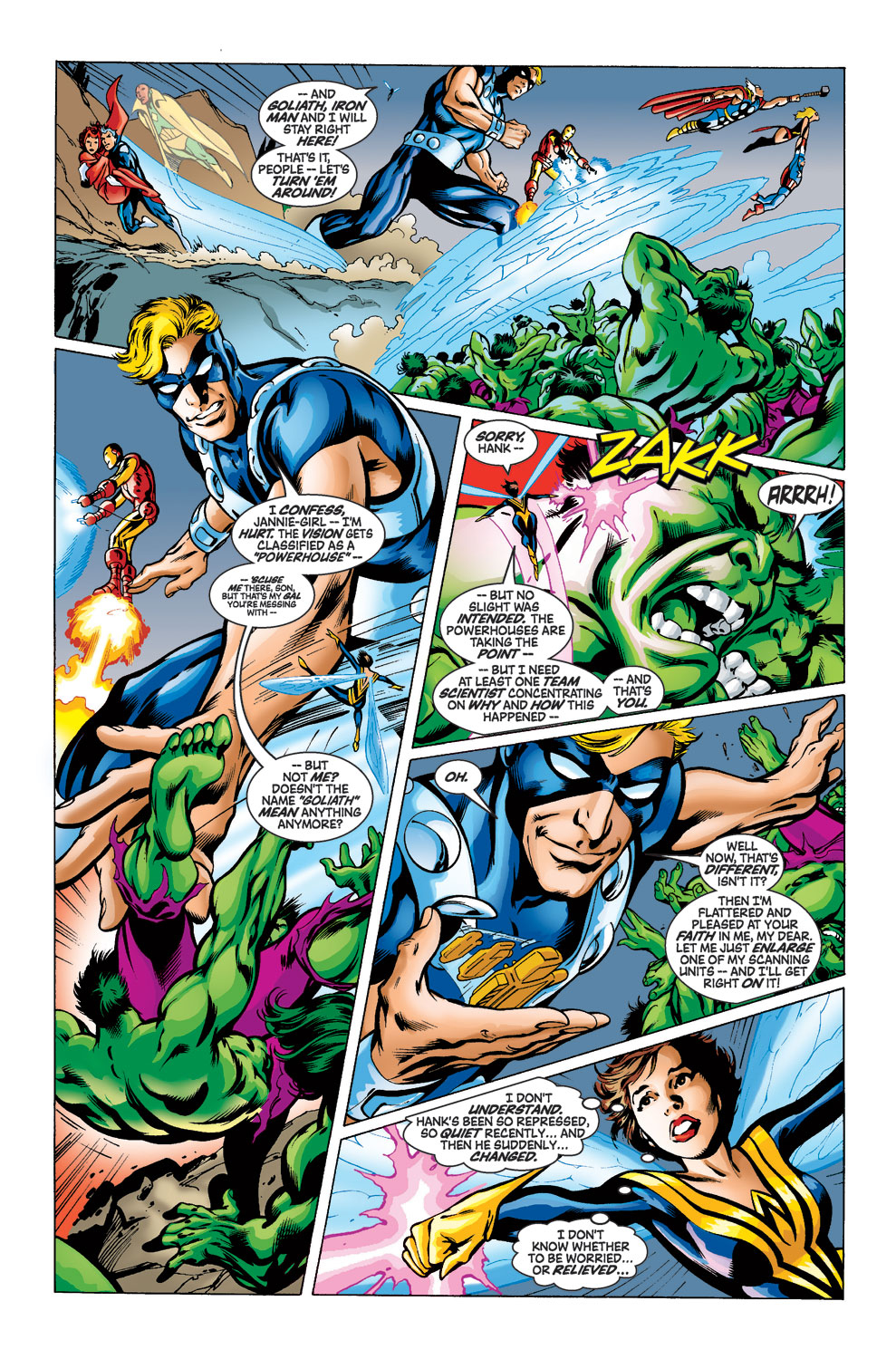 Read online Avengers (1998) comic -  Issue #39 - 4