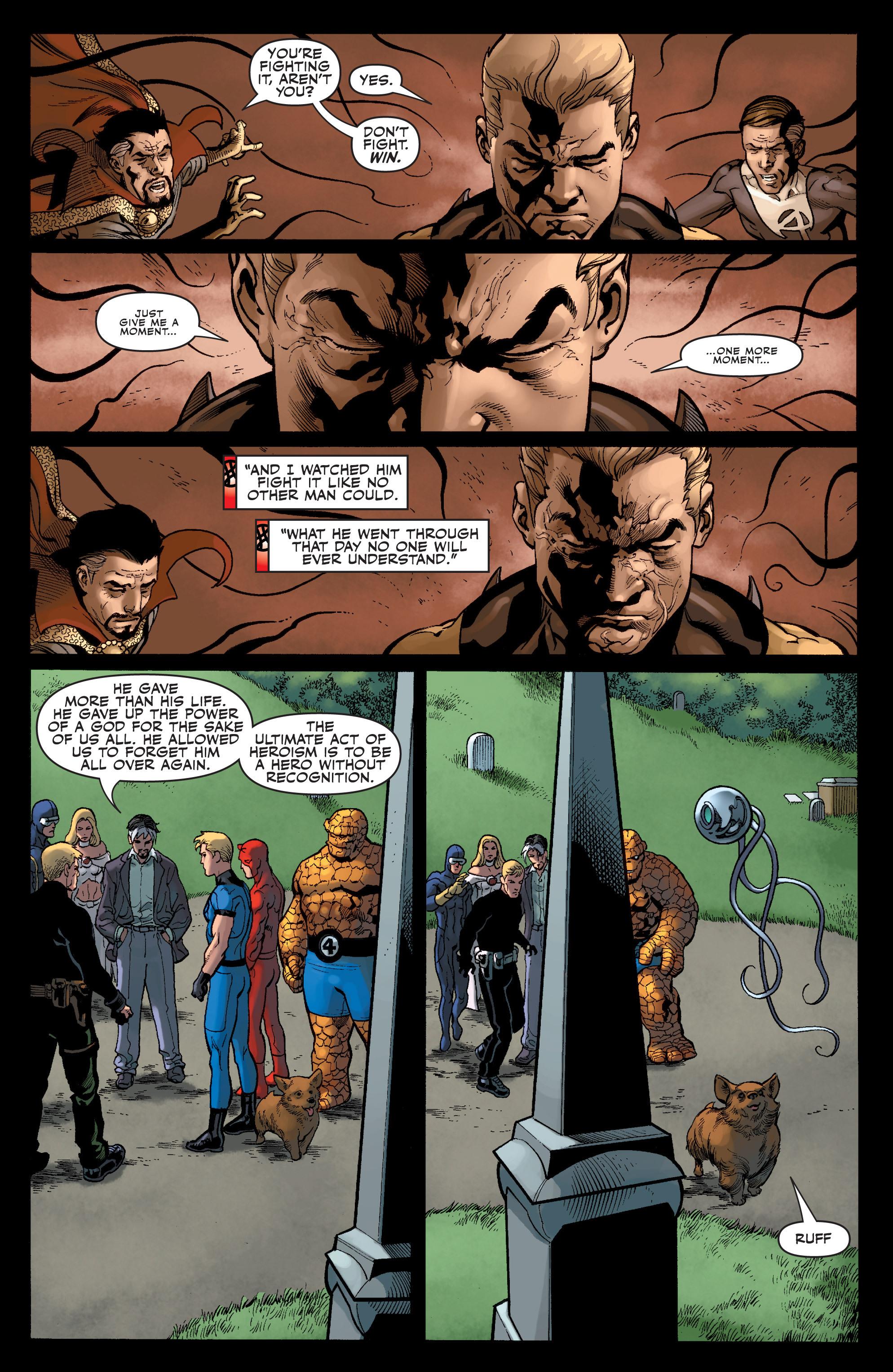 Read online Sentry: Fallen Sun comic -  Issue # Full - 13