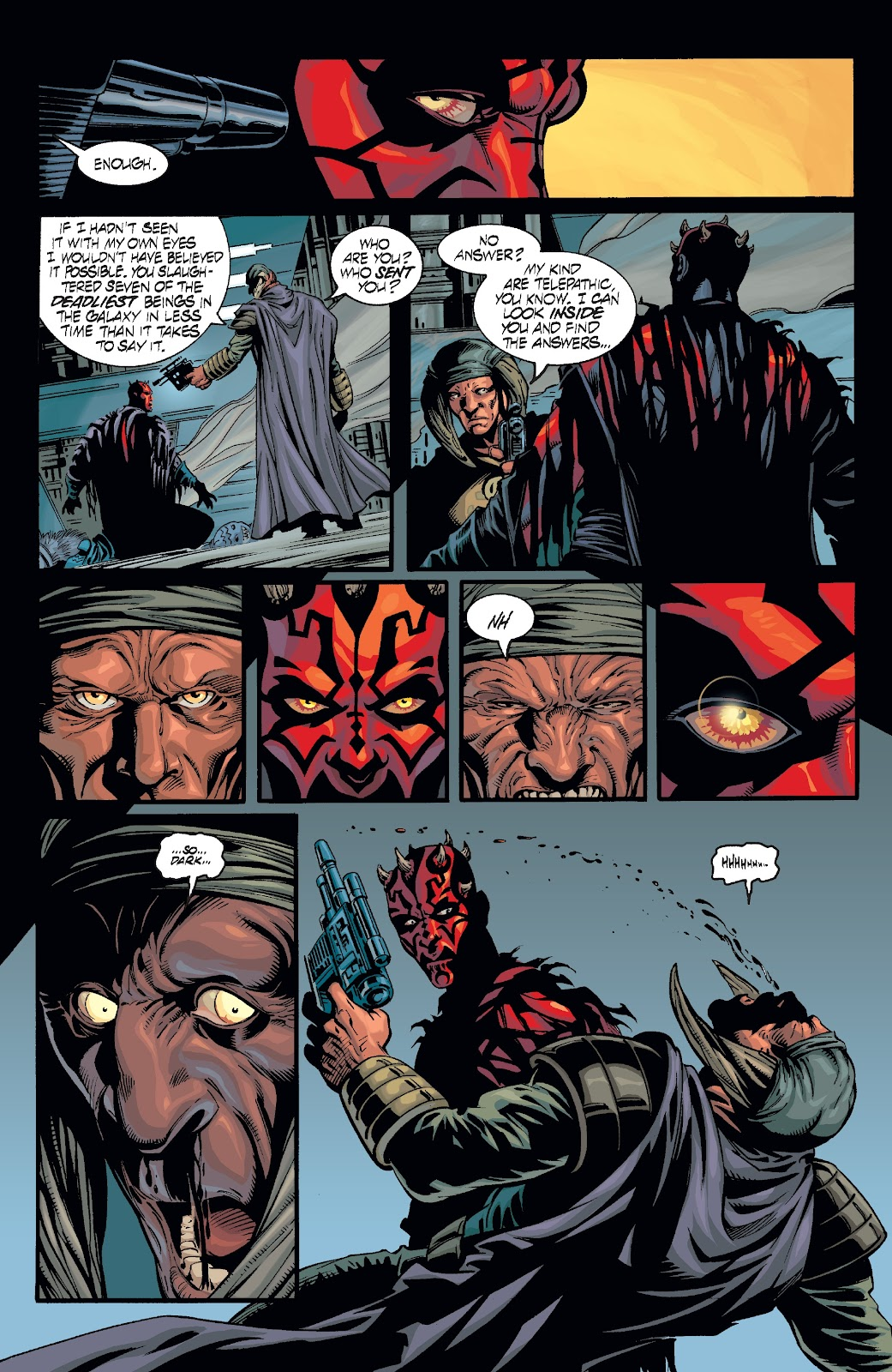 Read online Star Wars Legends: Rise of the Sith - Epic Collection comic -  Issue # TPB 2 (Part 3) - 12