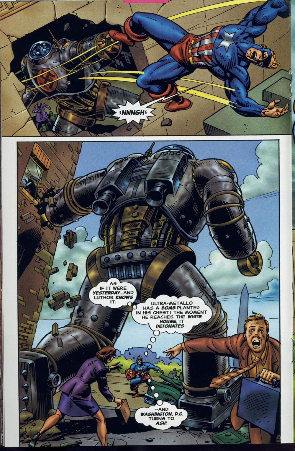 Read online Super Soldier comic -  Issue # Full - 13