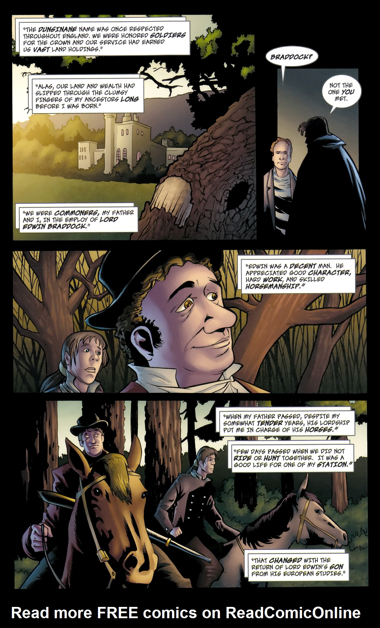 Read online The Grim Ghost comic -  Issue #2 - 9
