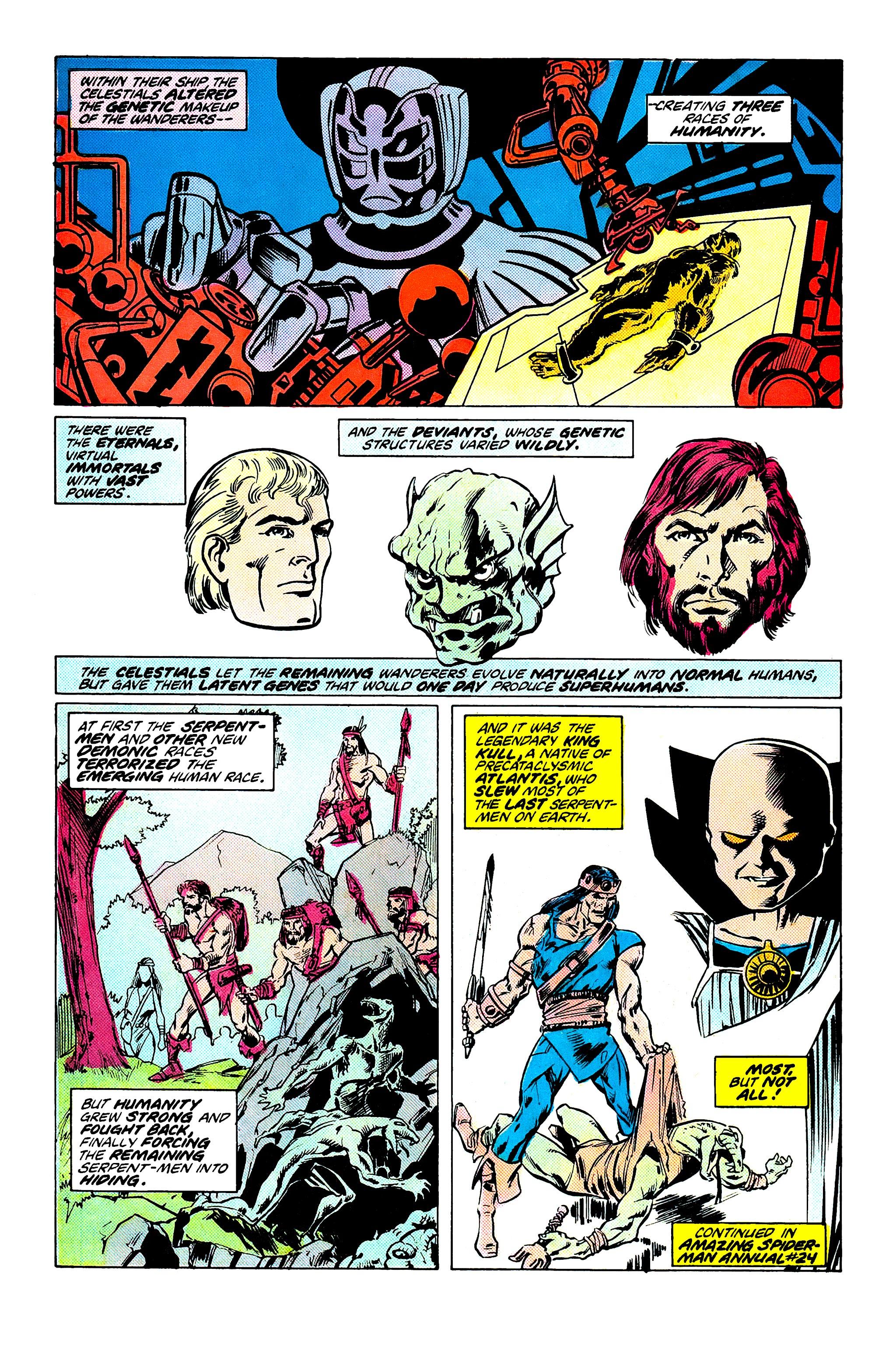 Read online Uncanny X-Men (1963) comic -  Issue # _Annual 13 - 59