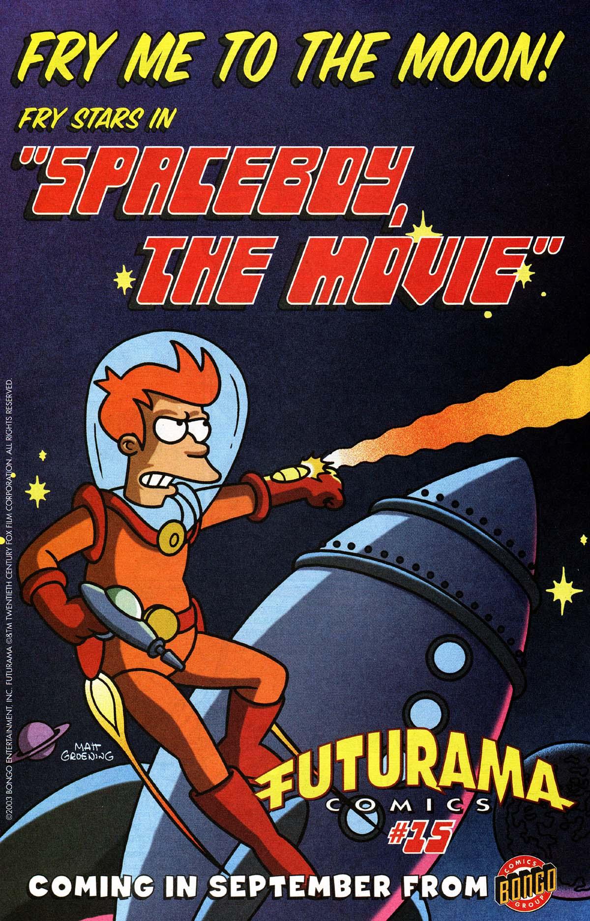 Read online Simpsons Comics Presents Bart Simpson comic -  Issue #13 - 16