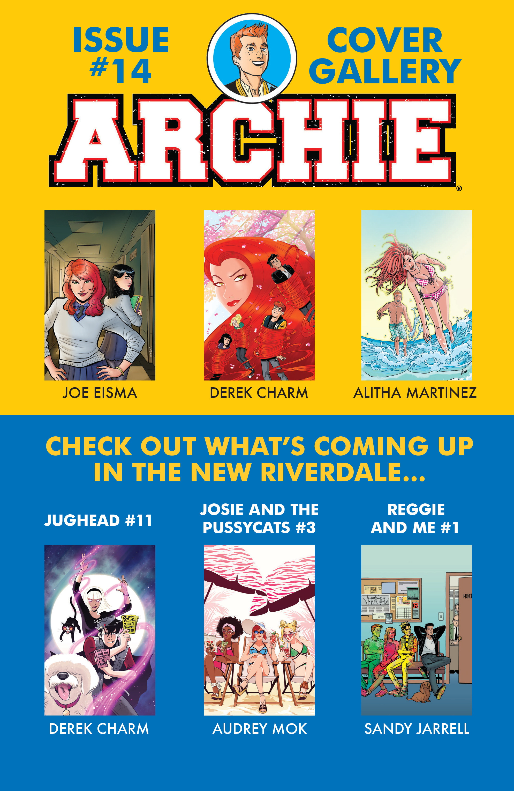 Read online Archie (2015) comic -  Issue #14 - 30
