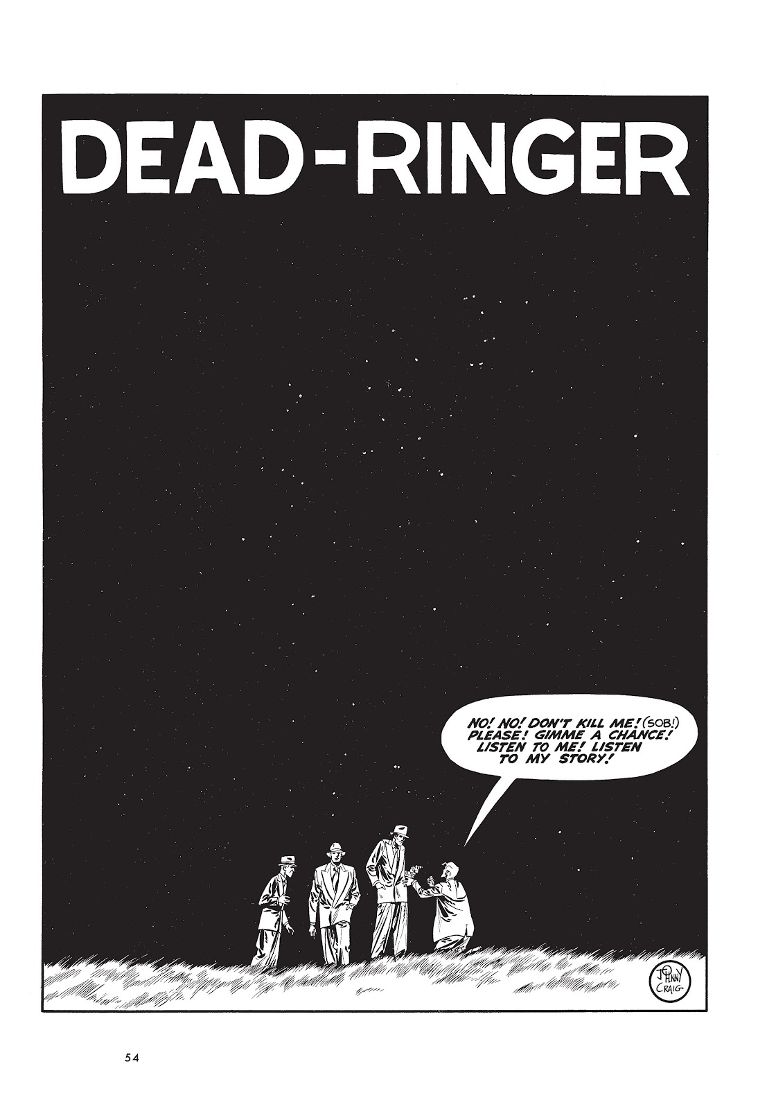 Read online Voodoo Vengeance and Other Stories comic -  Issue # TPB (Part 1) - 71