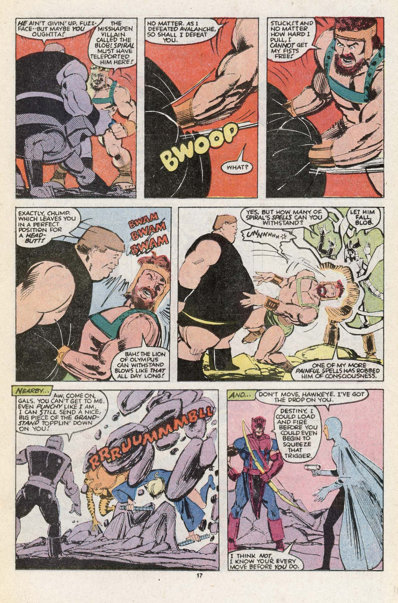 The Avengers (1963) _Annual_15 Page 22