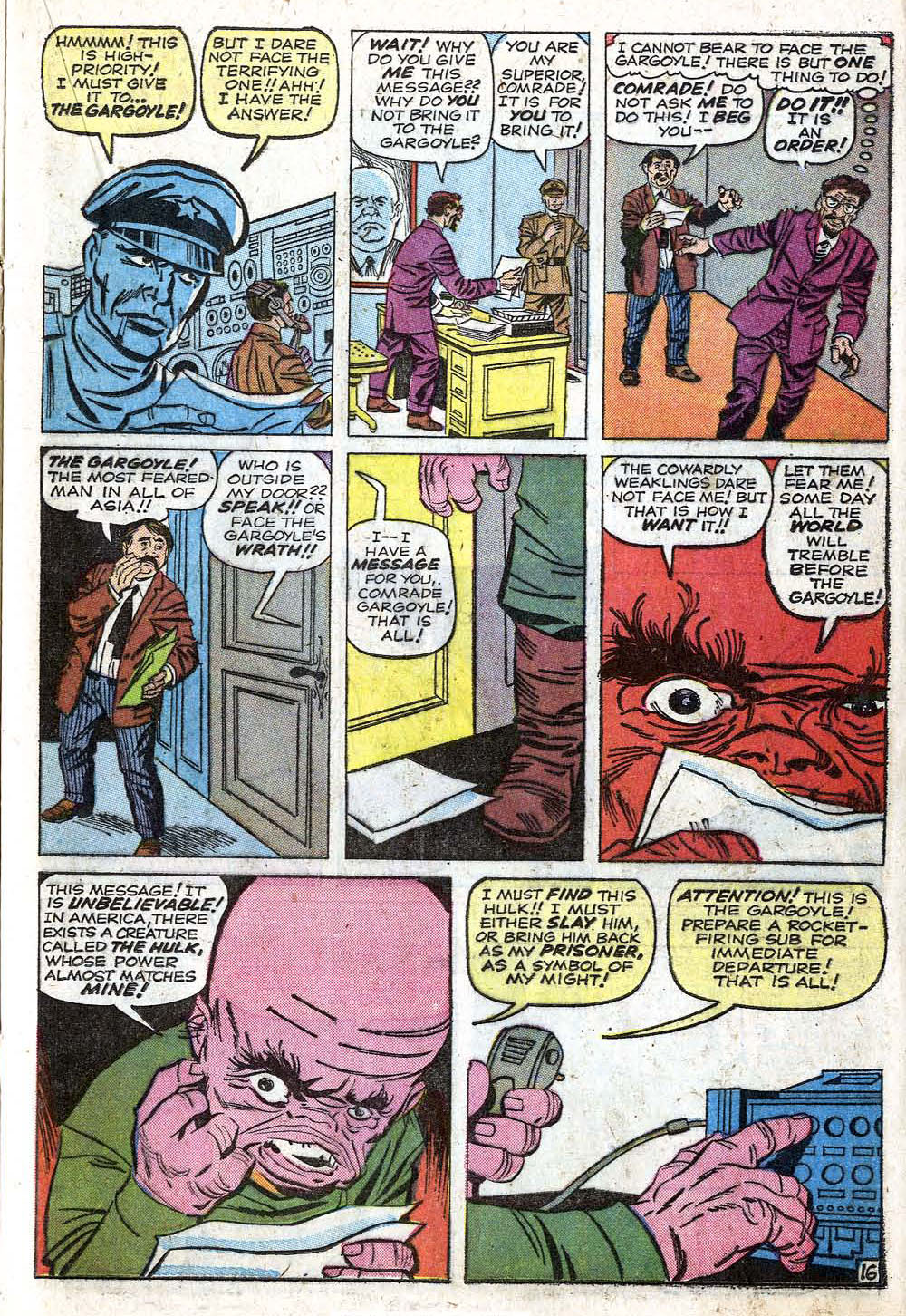 The Incredible Hulk (1962) issue 1 - Page 21