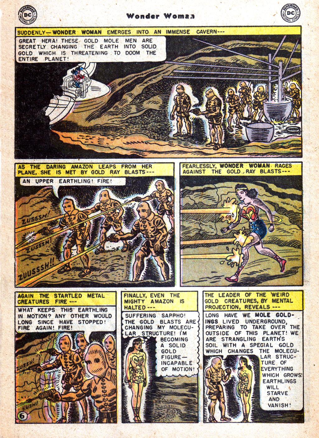 Read online Wonder Woman (1942) comic -  Issue #72 - 20