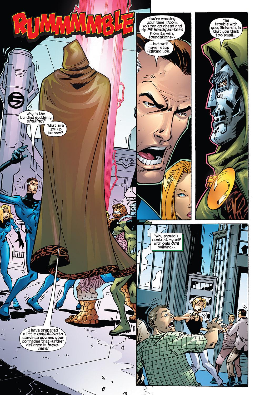 Read online Fantastic Five (2007) comic -  Issue #3 - 18