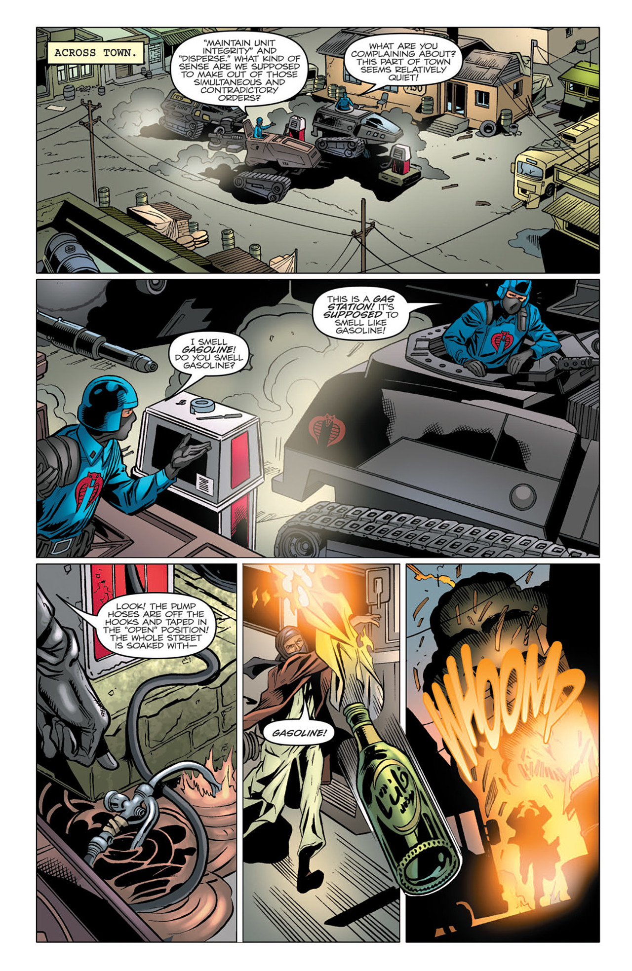 G.I. Joe: A Real American Hero 174 Page 12