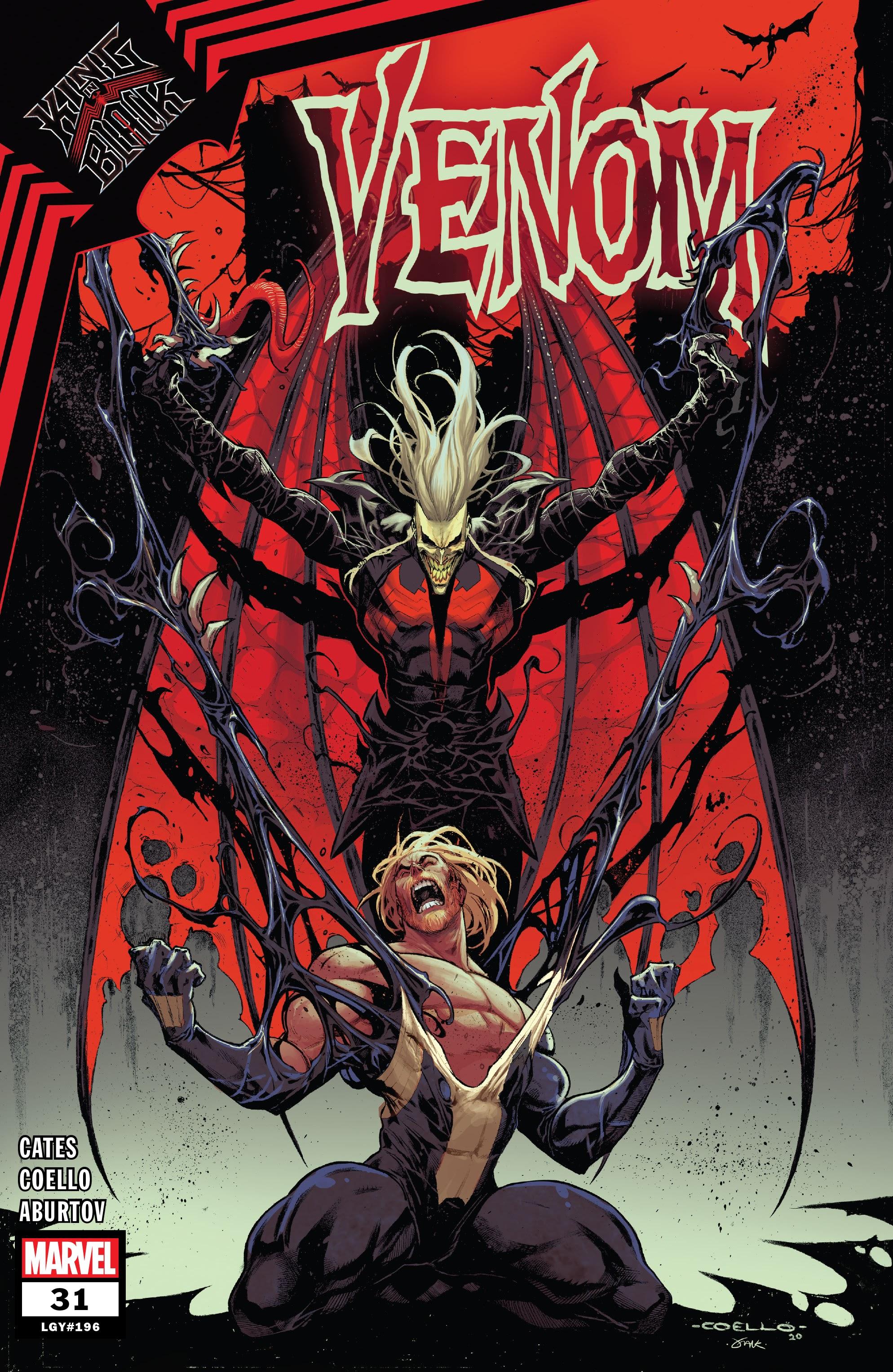 Venom (2018) 31 Page 1