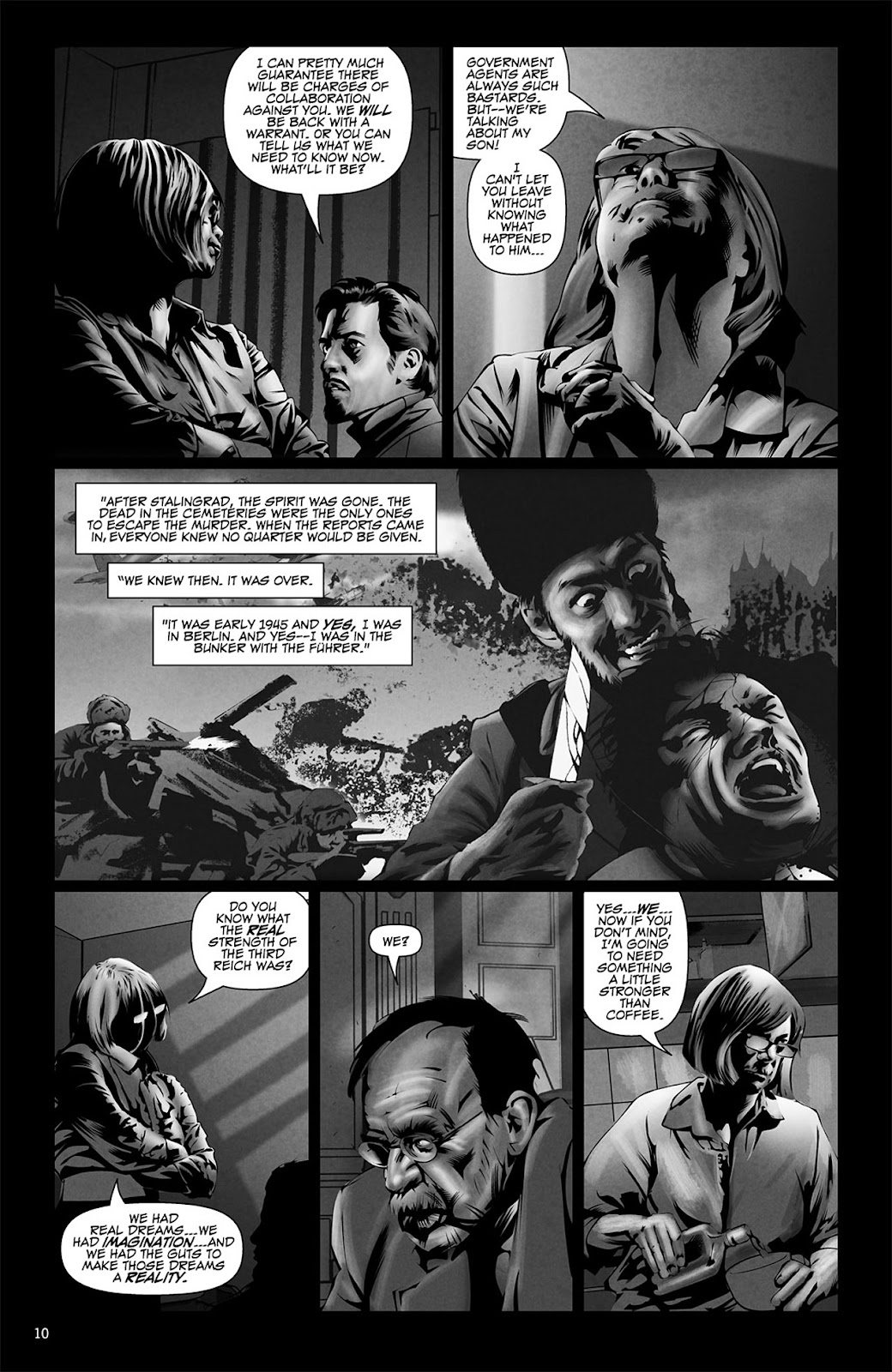 Creepy (2009) Issue #3 #3 - English 12