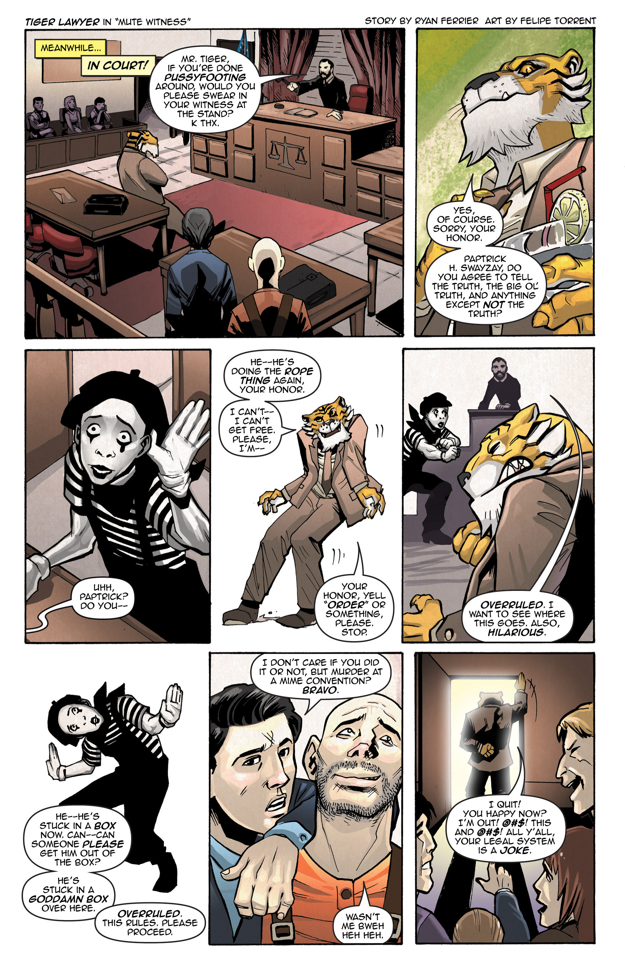 Read online Shutter comic -  Issue #10 - 29