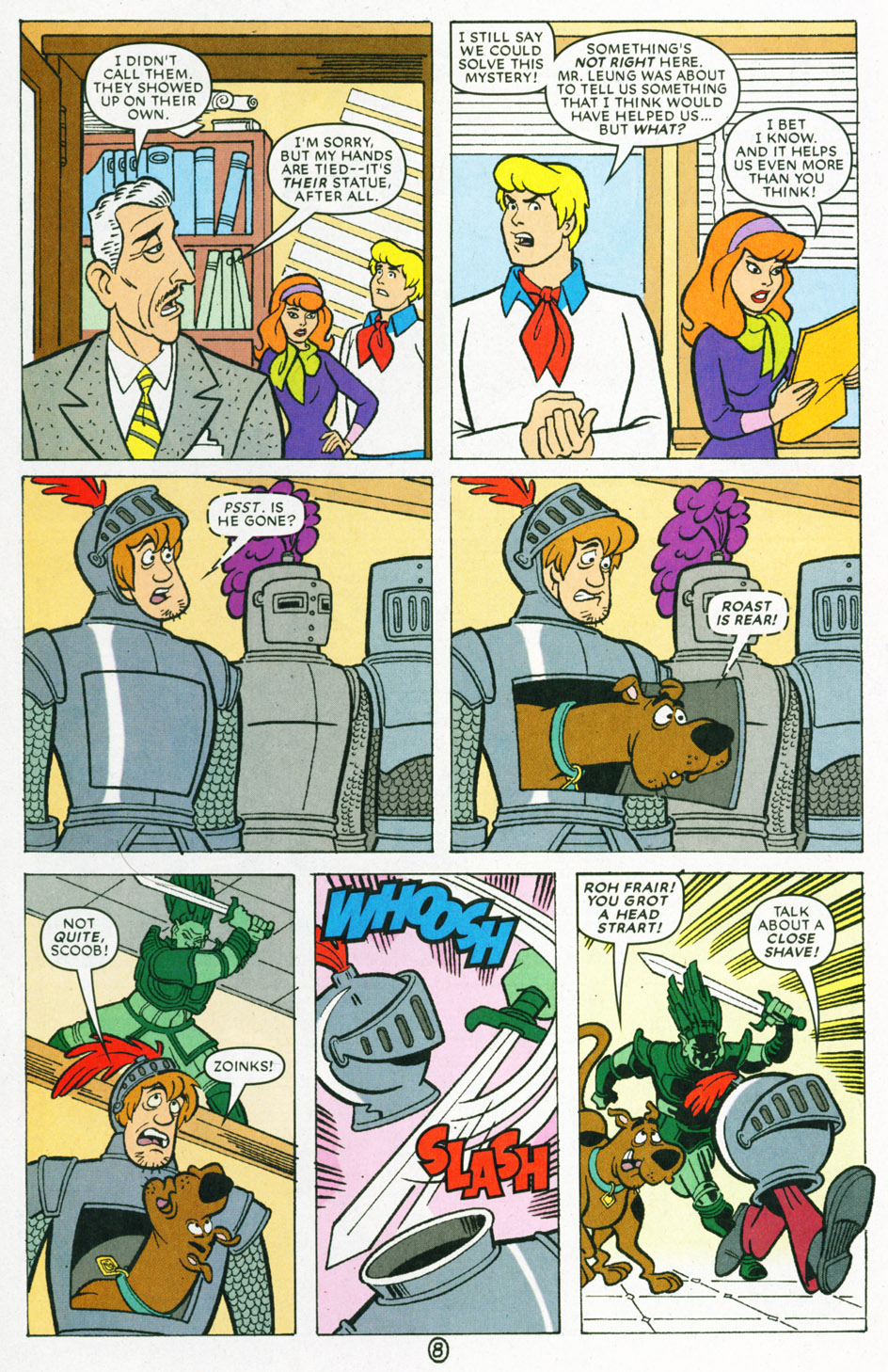Read online Scooby-Doo (1997) comic -  Issue #70 - 21