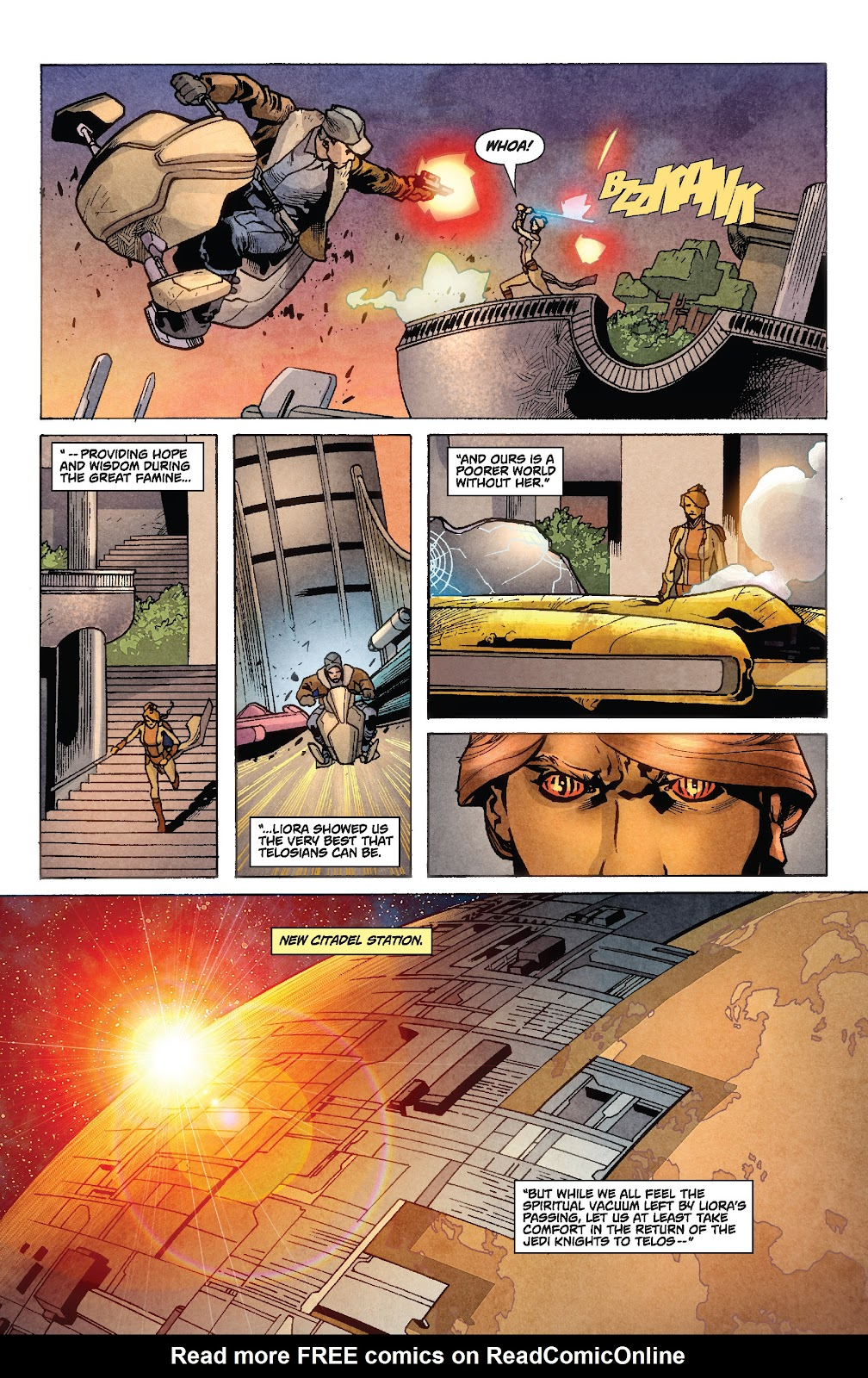 Read online Star Wars Legends: Rise of the Sith - Epic Collection comic -  Issue # TPB 1 (Part 2) - 25