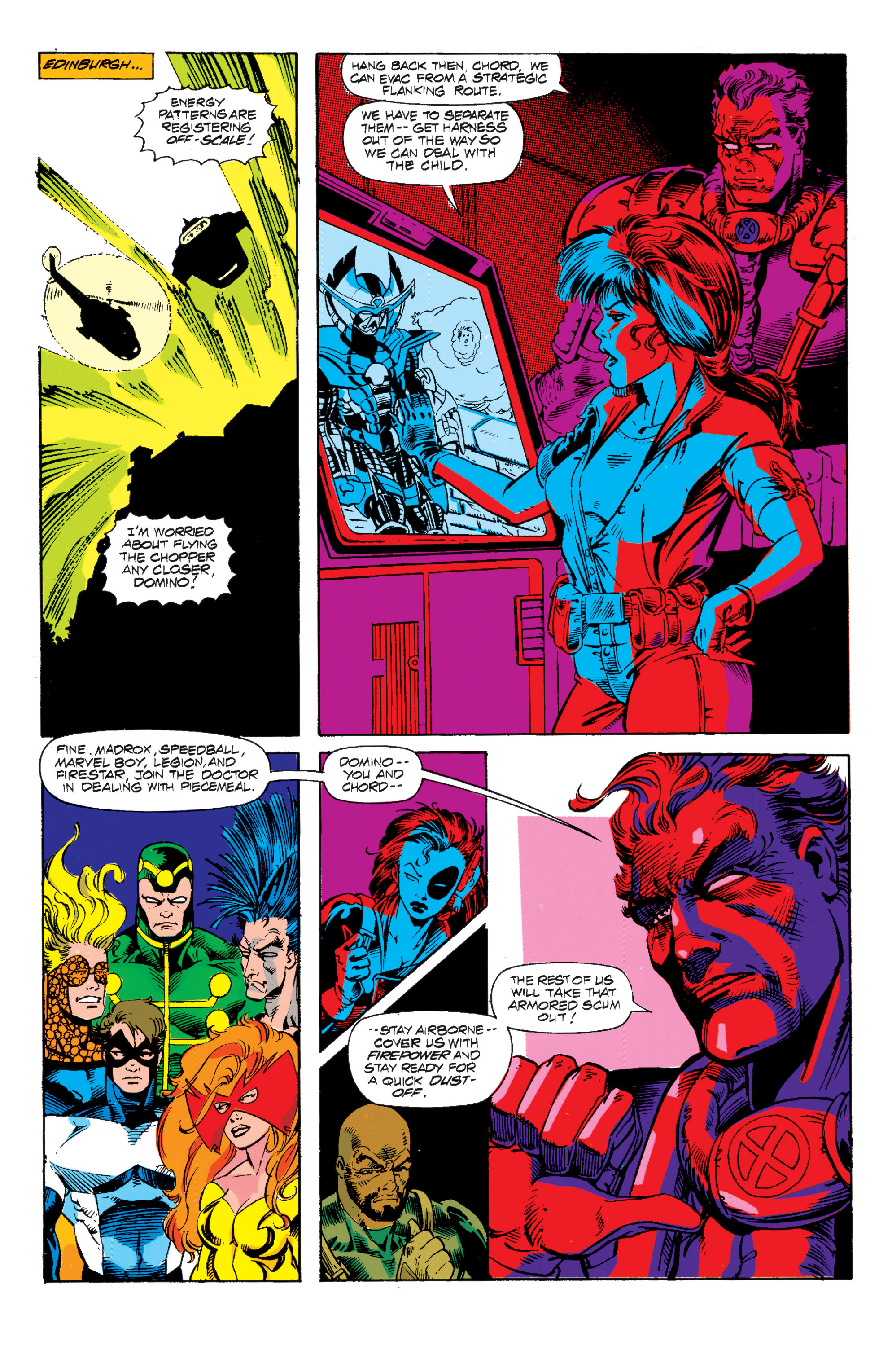 Read online Uncanny X-Men (1963) comic -  Issue # _Annual 15 - 19