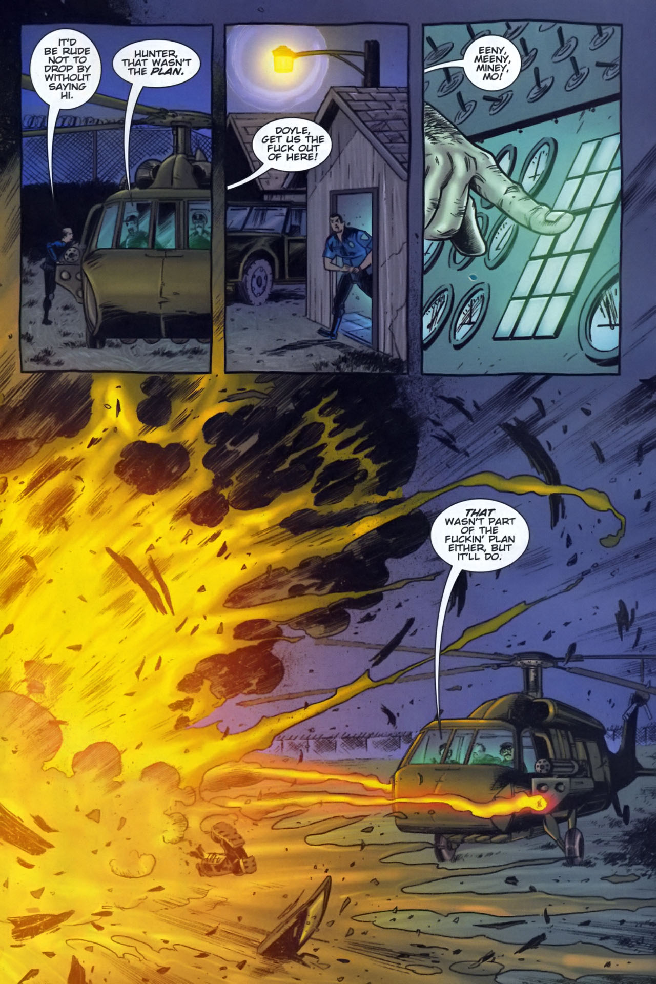 Read online The Exterminators comic -  Issue #29 - 14