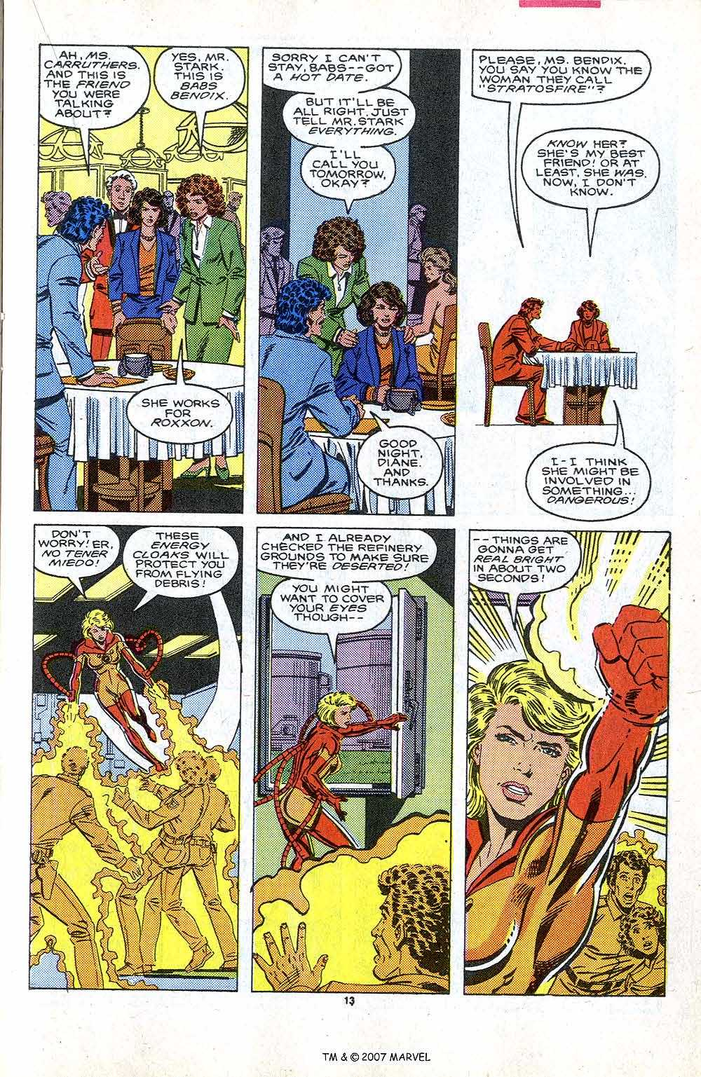 Iron Man Annual issue 9 - Page 17