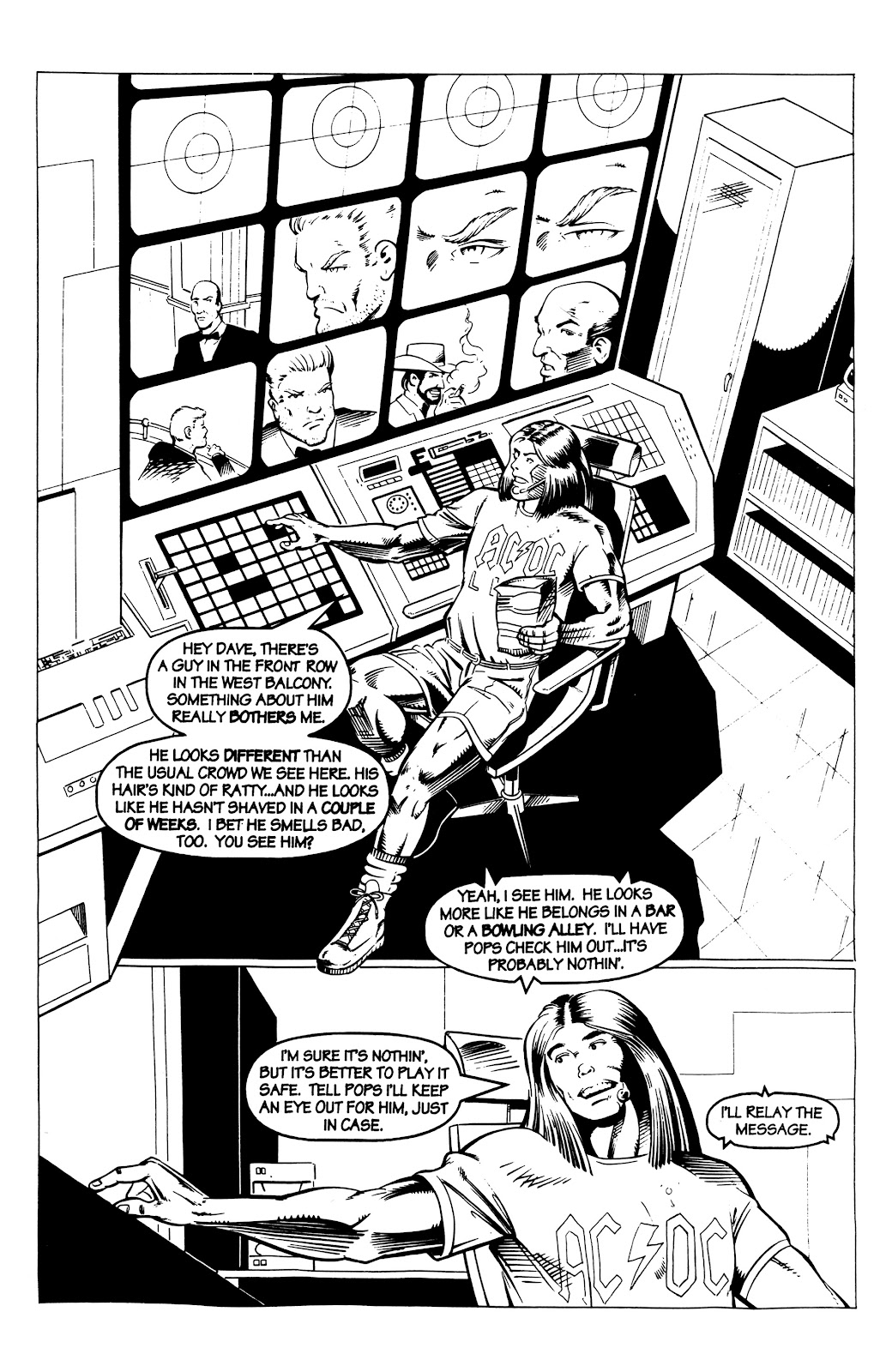 Read online Perg comic -  Issue #7 - 29