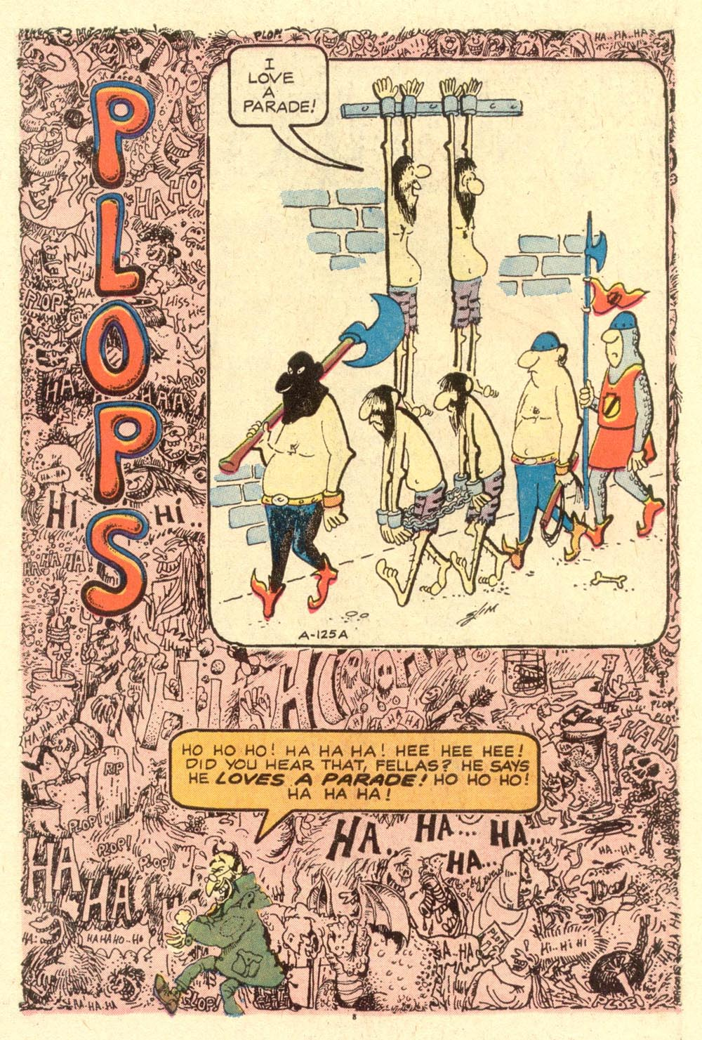 Read online Plop! comic -  Issue #1 - 10