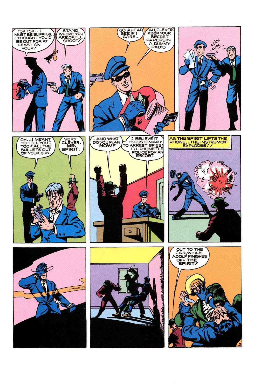 Read online Will Eisner's The Spirit Archives comic -  Issue # TPB 1 (Part 2) - 53