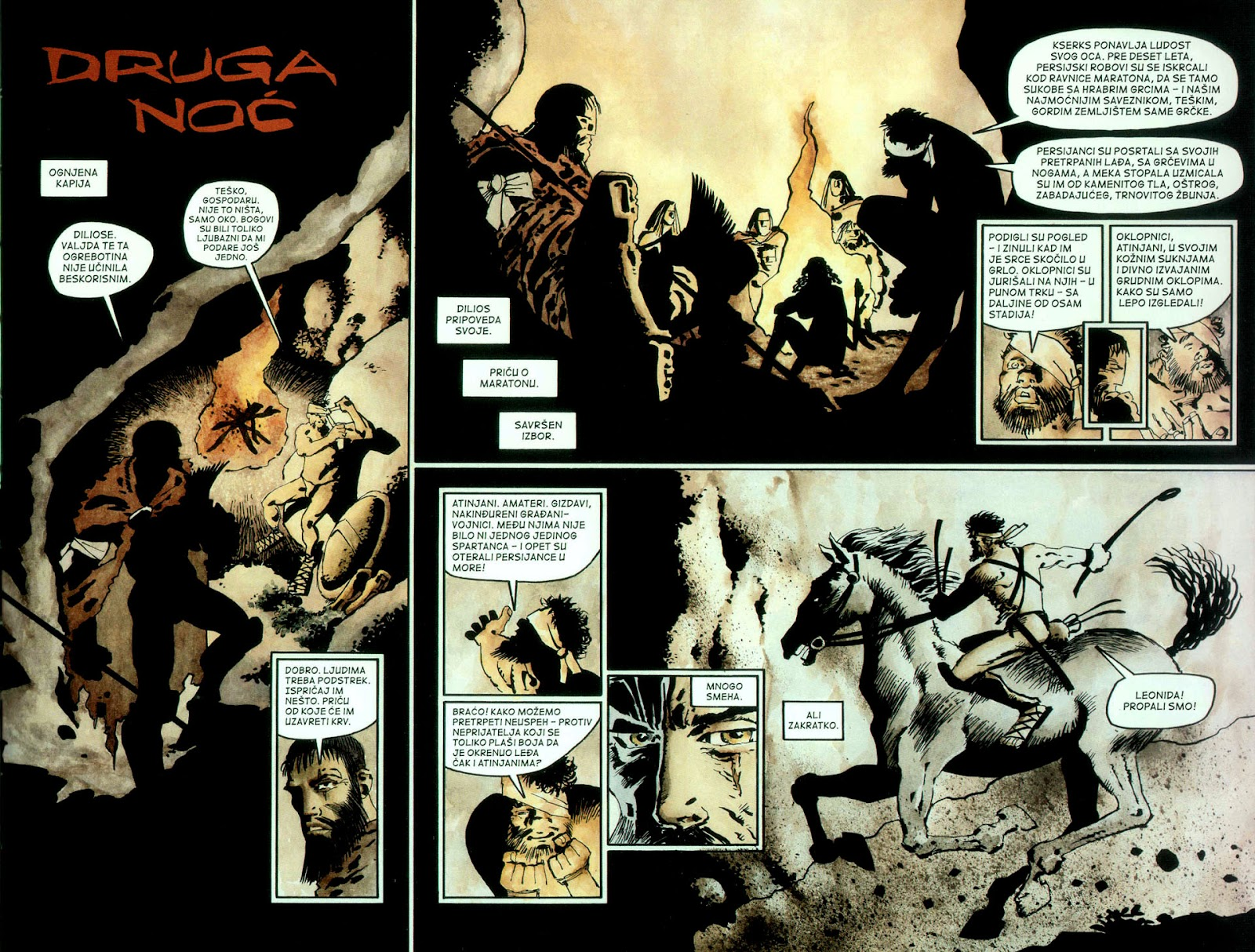 Read online 300 (2007) comic -  Issue # TPB - 68