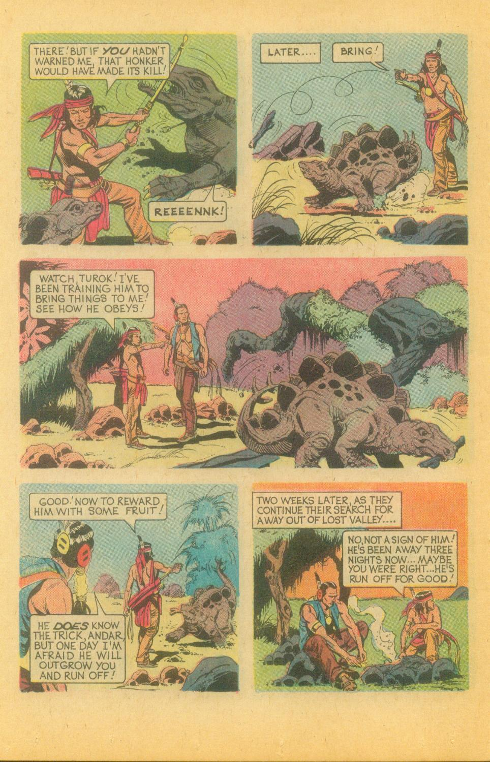 Read online Turok, Son of Stone comic -  Issue #89 - 26