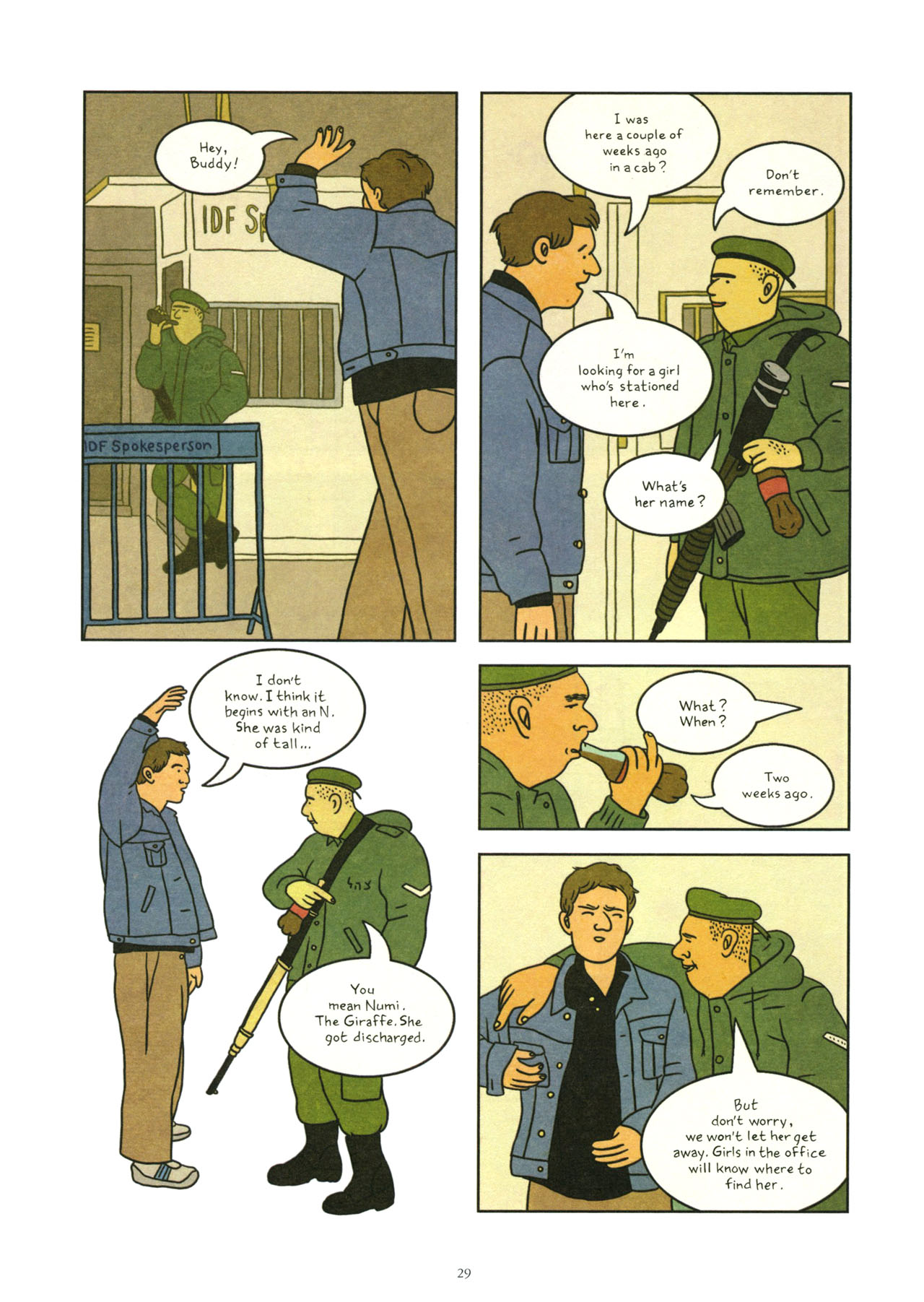 Read online Exit Wounds comic -  Issue # TPB - 30