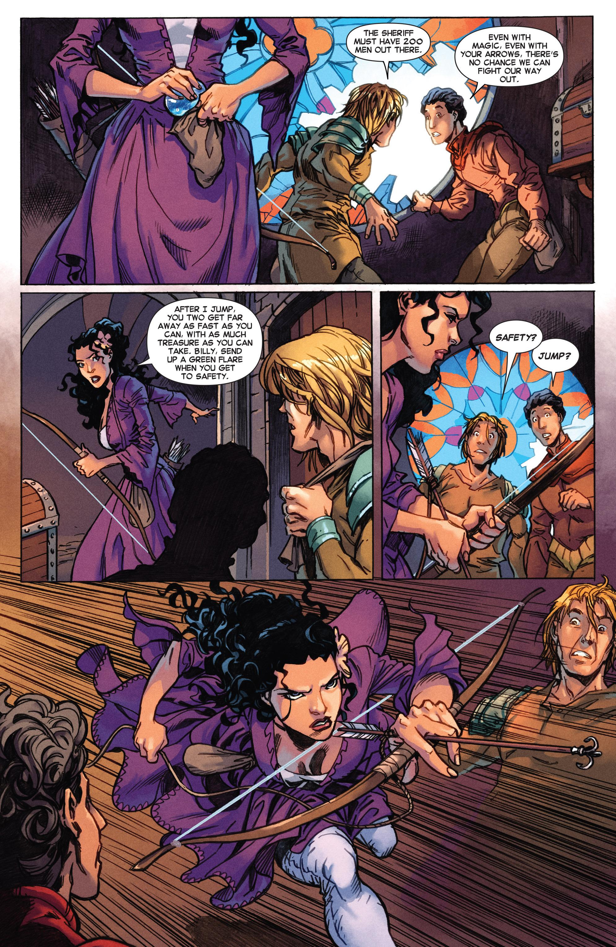 Read online Secret Wars Journal/Battleworld comic -  Issue # TPB - 12