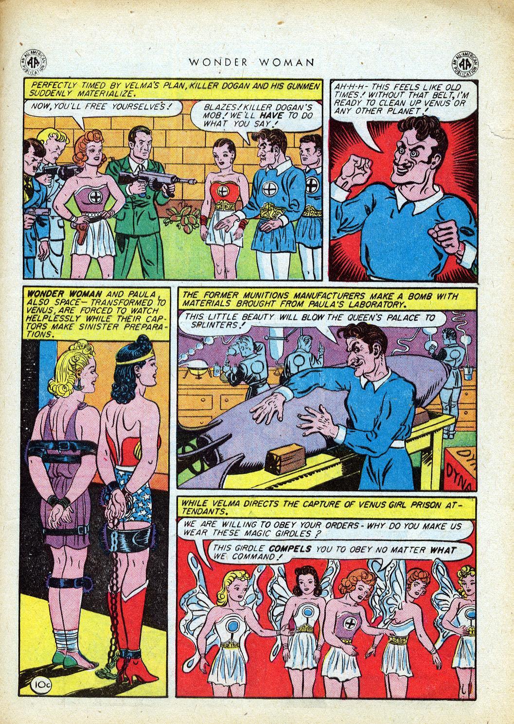 Read online Wonder Woman (1942) comic -  Issue #12 - 43