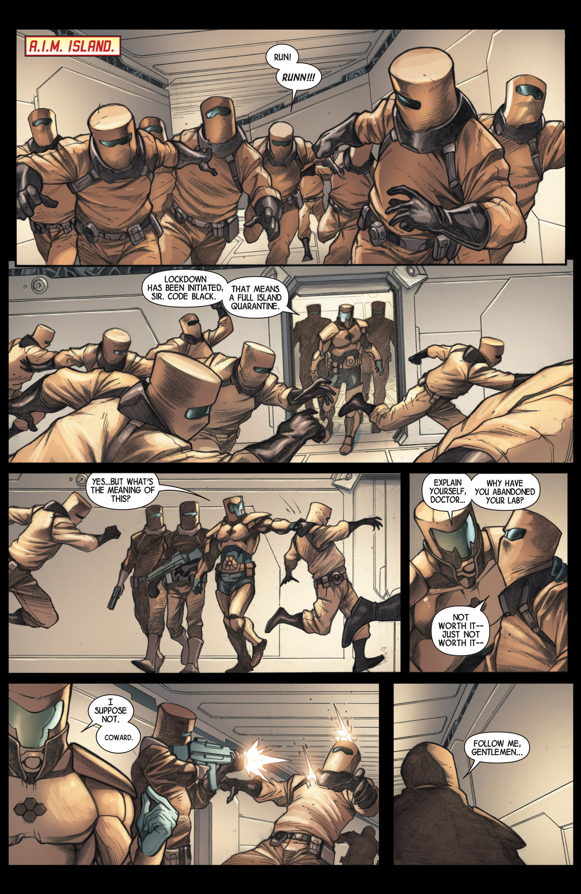 Read online Avengers (2013) comic -  Issue #15 - 10